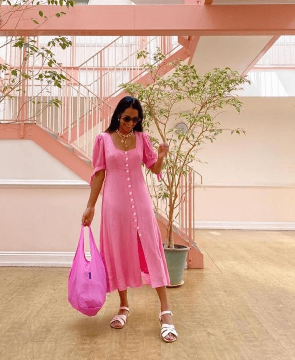Pink Shiny Salt-Water Originals