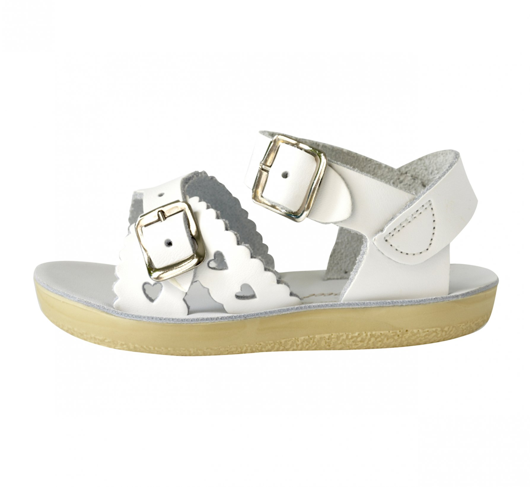 Sweetheart Putih - Salt Water Sandals
