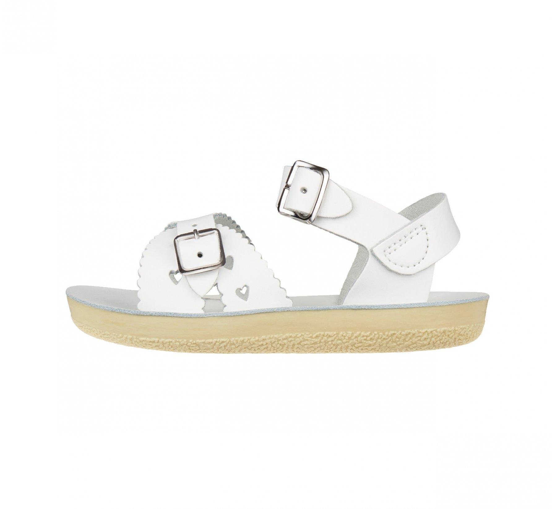 Sweetheart Putih - Salt Water Sandals