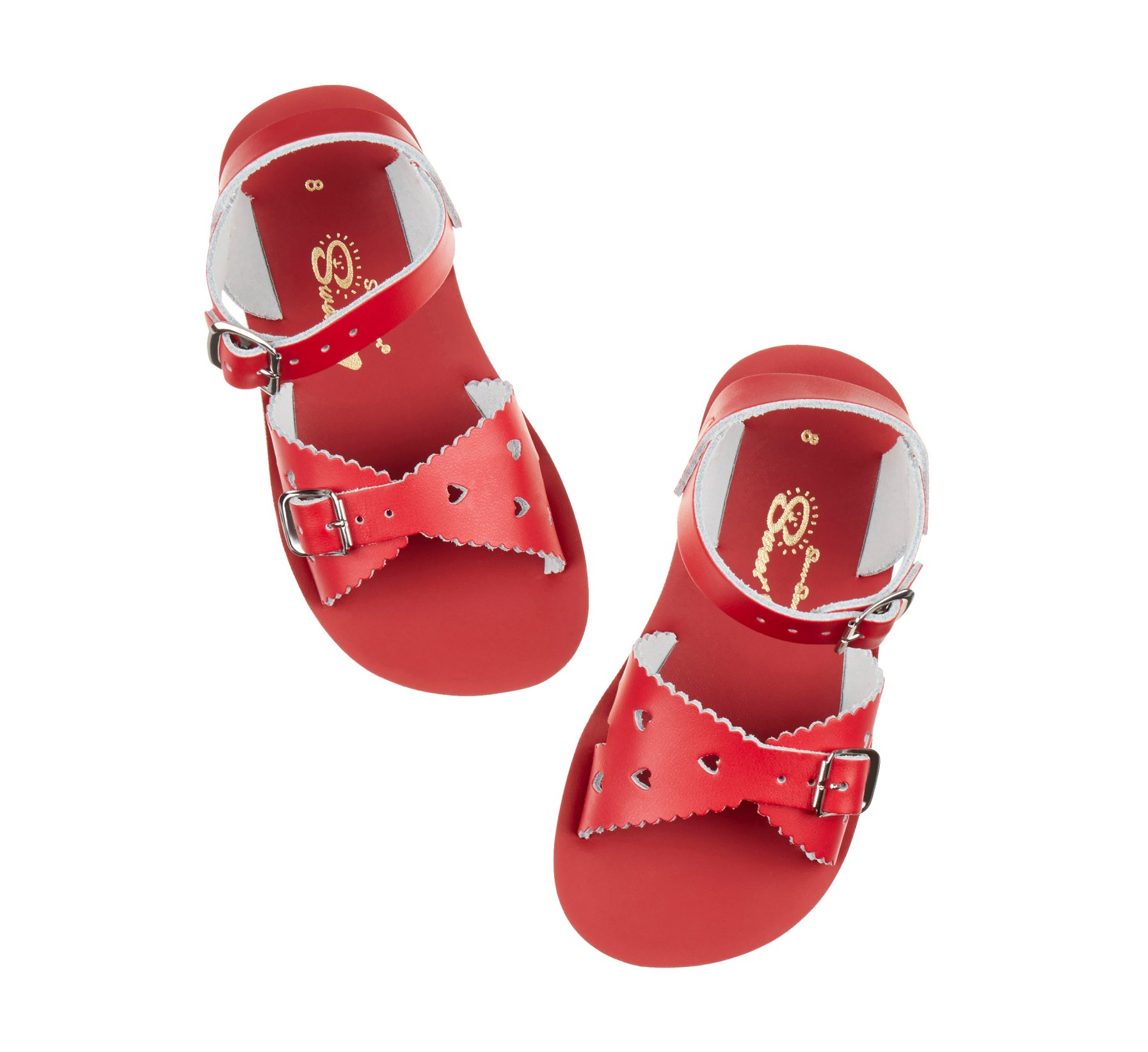 Sweetheart Rouge  - Salt Water Sandals