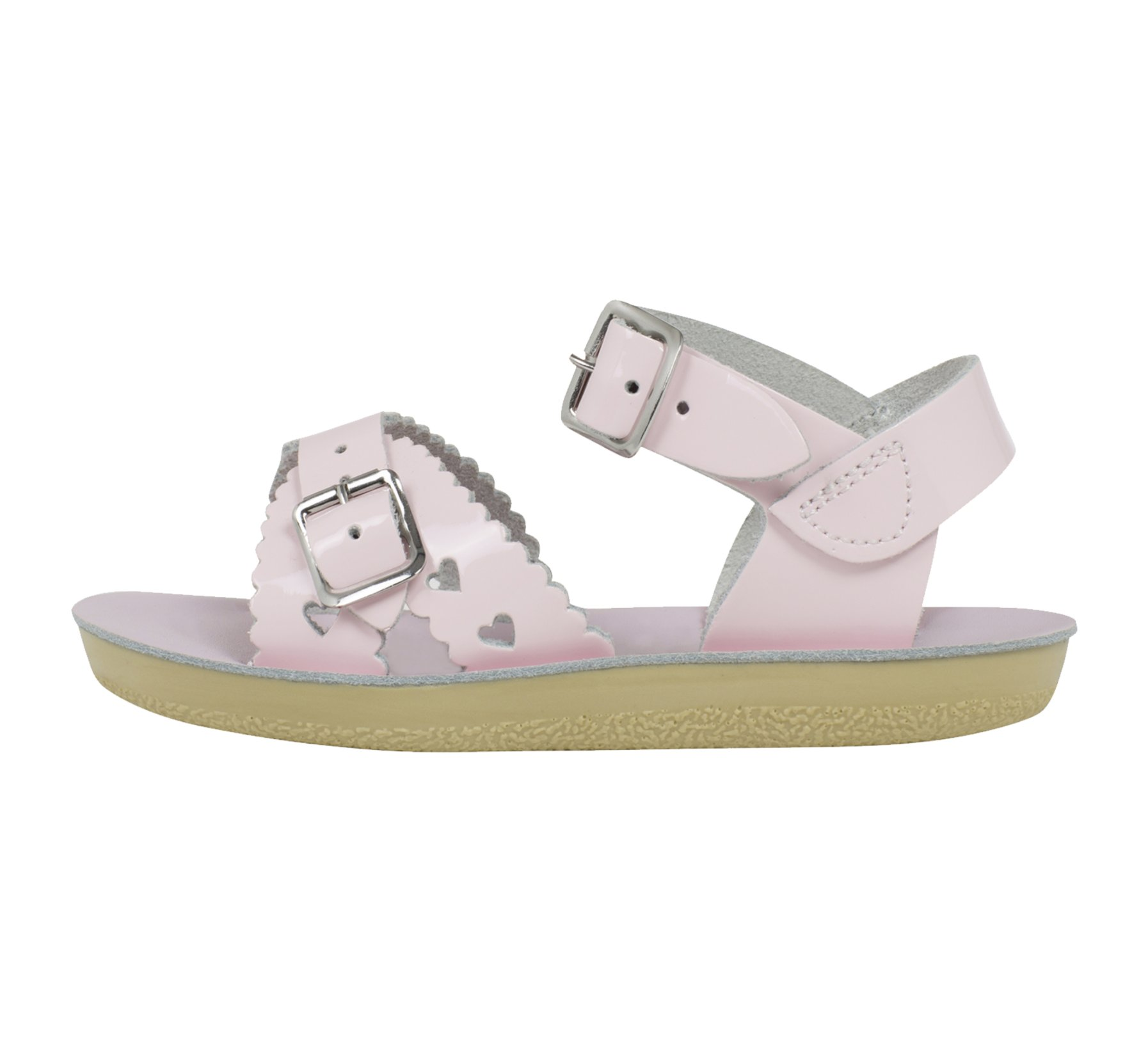 Sweetheart Shiny Pink  - Salt Water Sandals