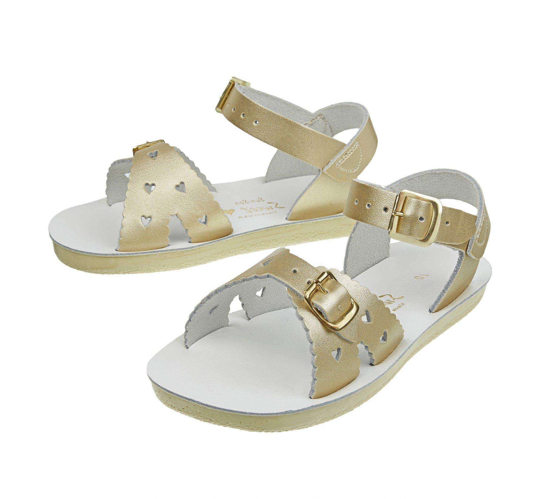 Sweetheart Emas  - Salt Water Sandals