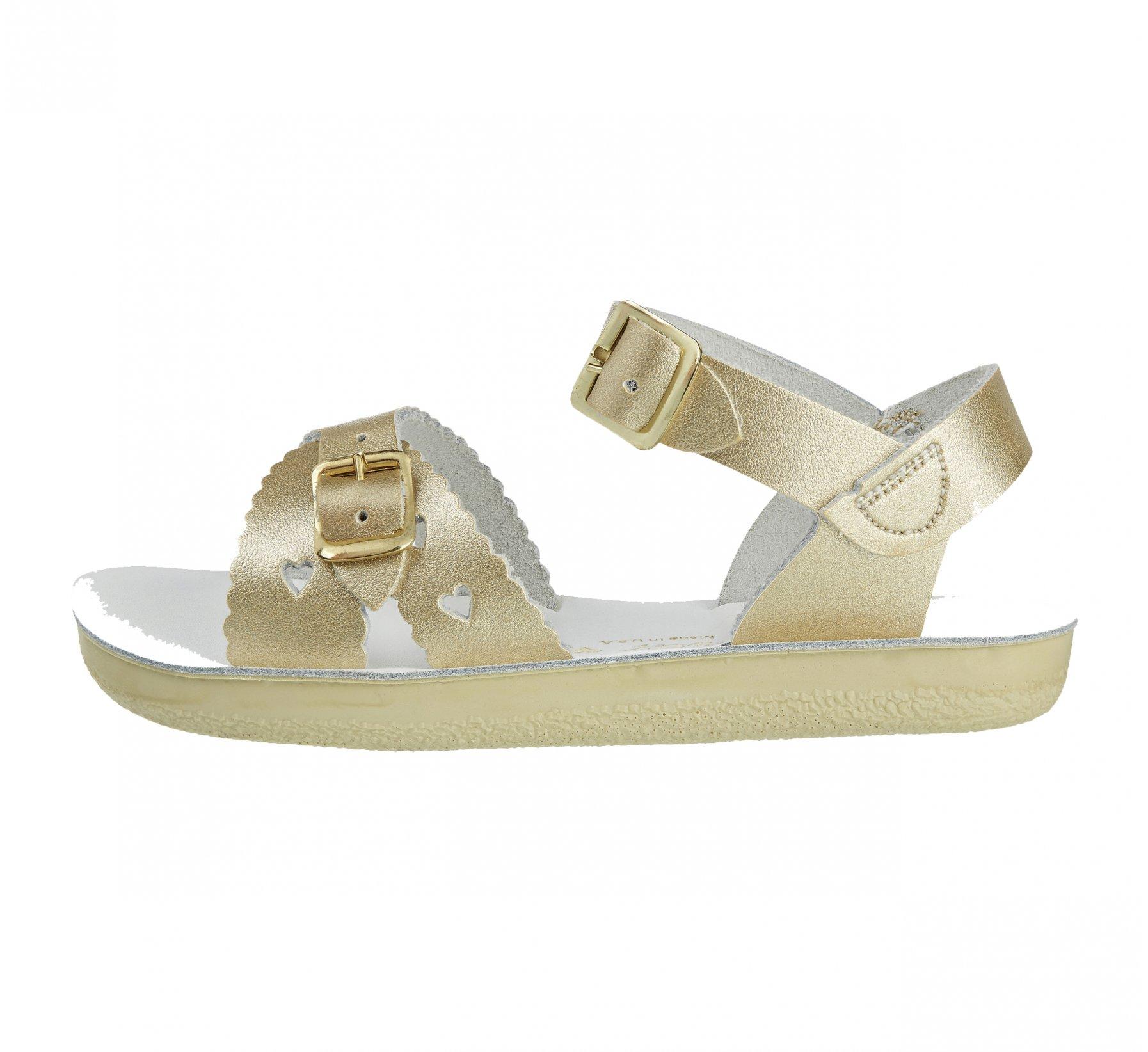 Sweetheart Gold  - Salt Water Sandals
