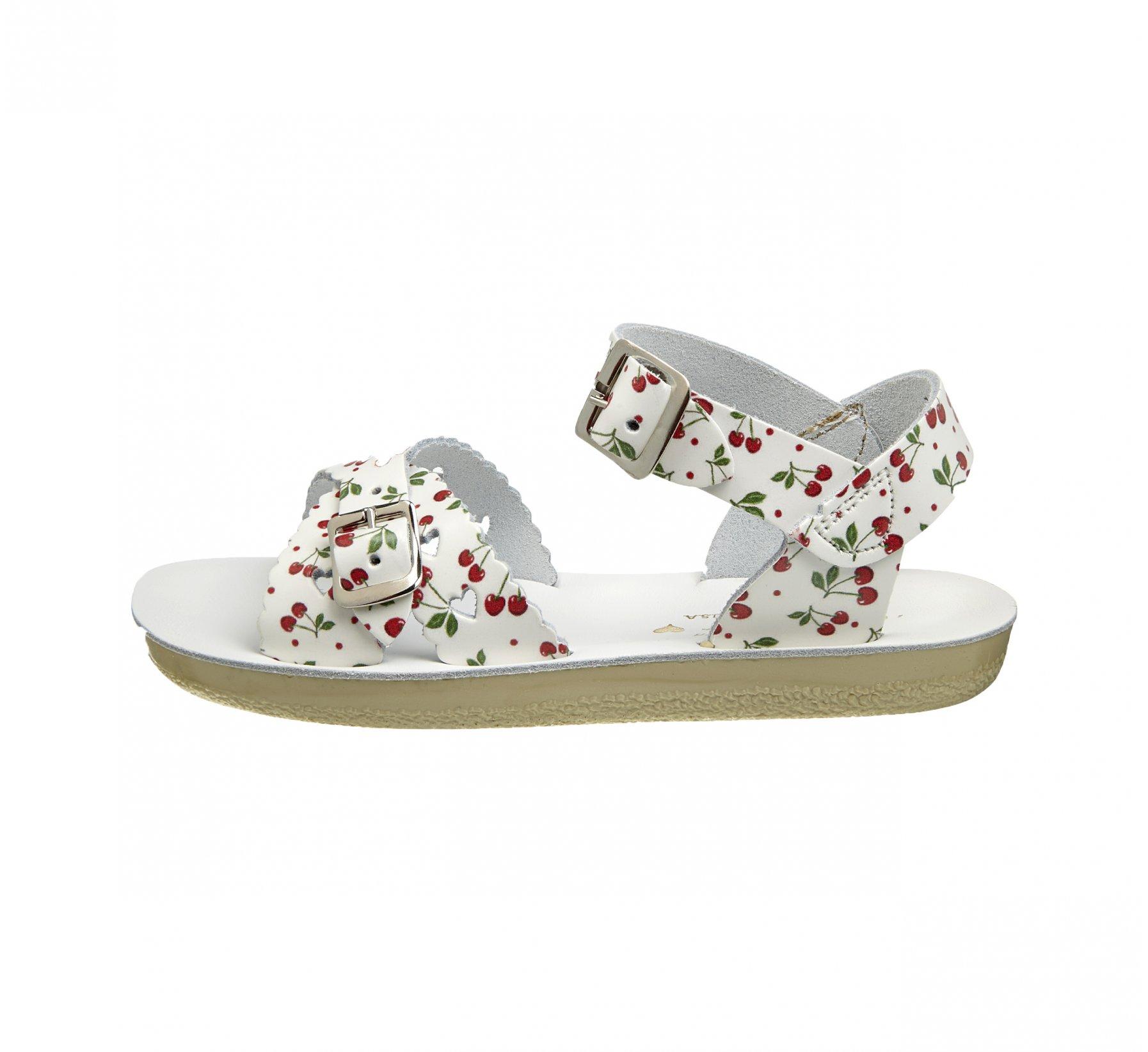Sweetheart mit Kirschen - Salt Water Sandals