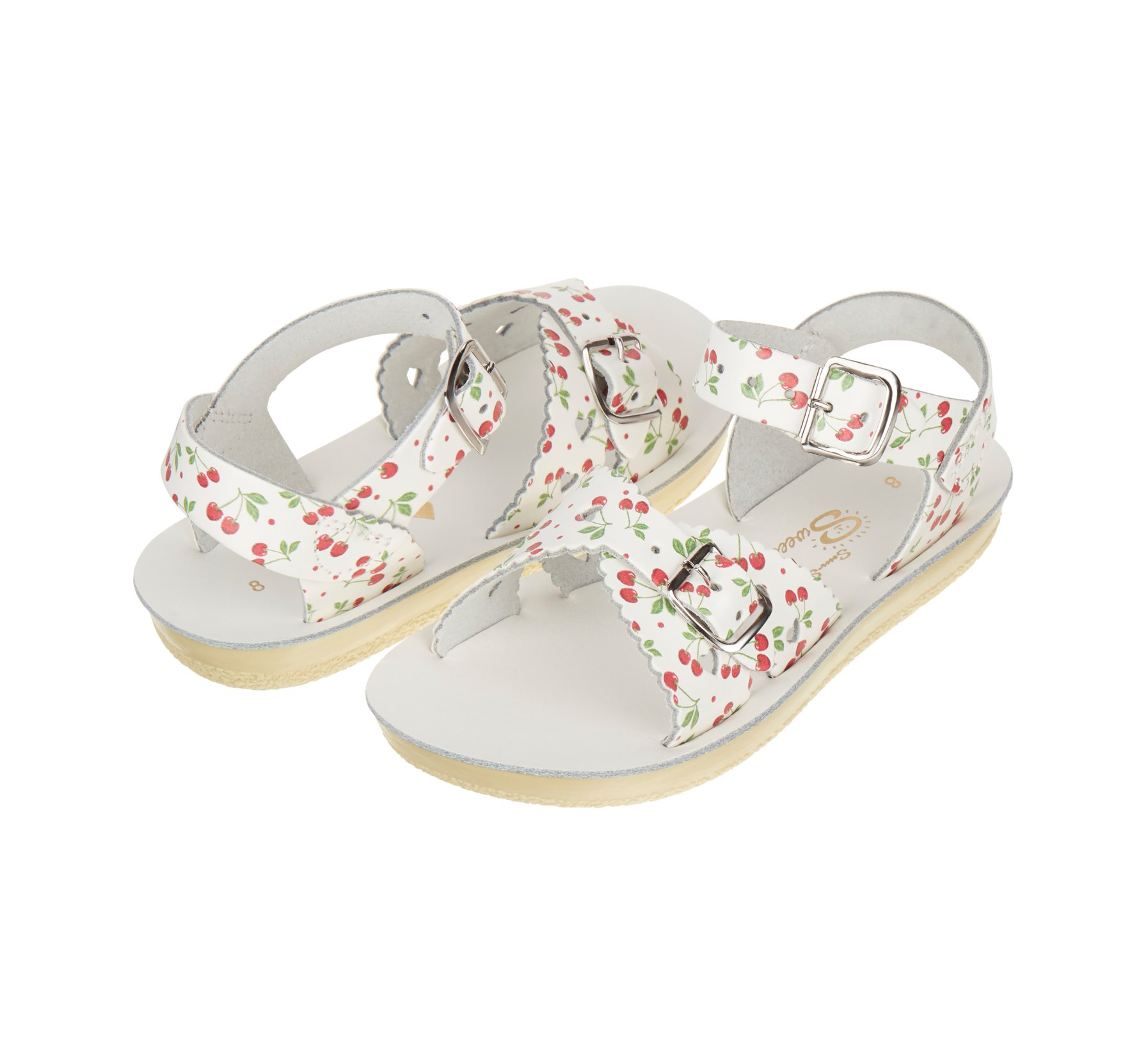 Sweetheart Cherry - Salt Water Sandals