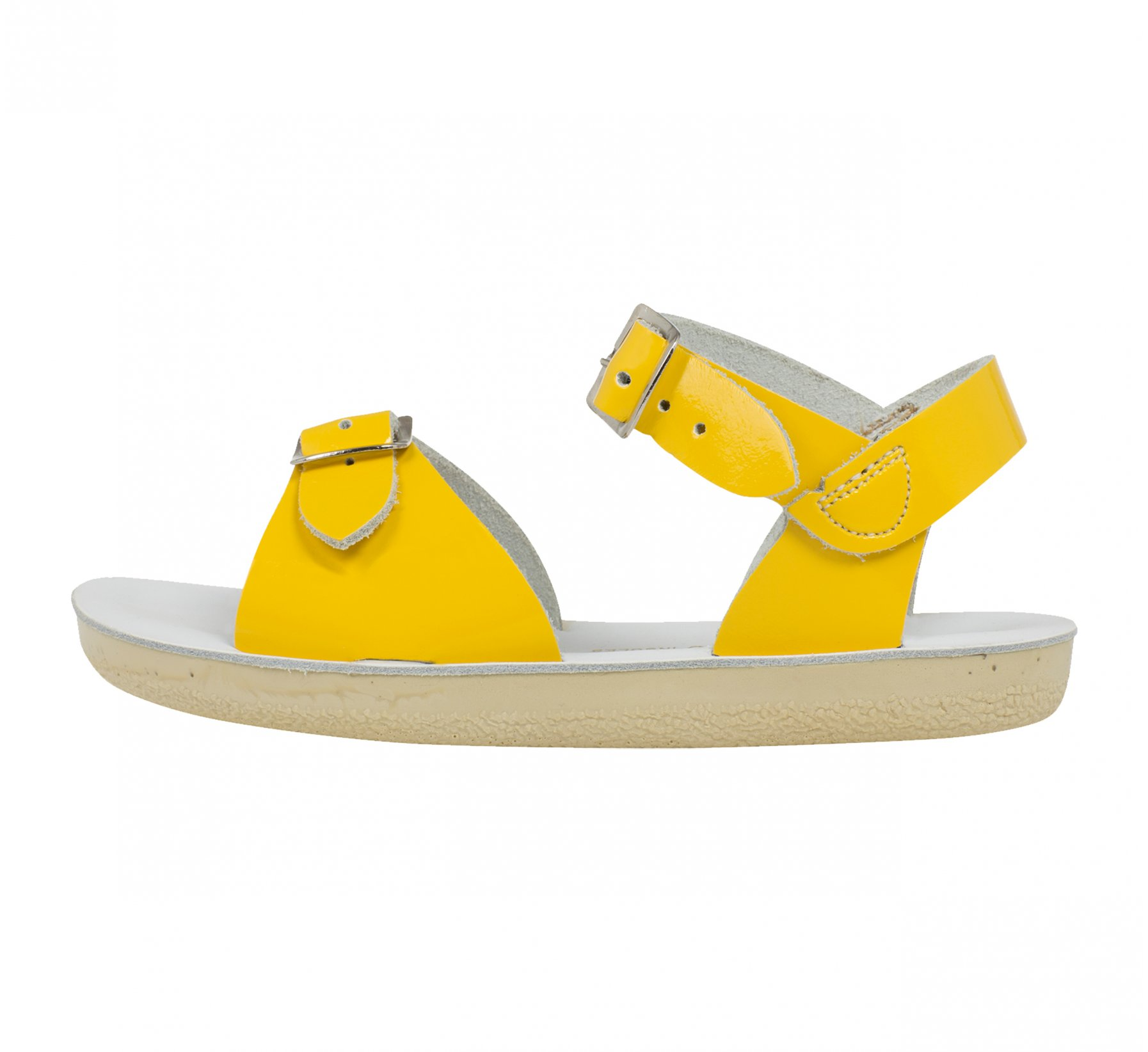 Surfer Shiny Yellow  - Salt Water Sandals