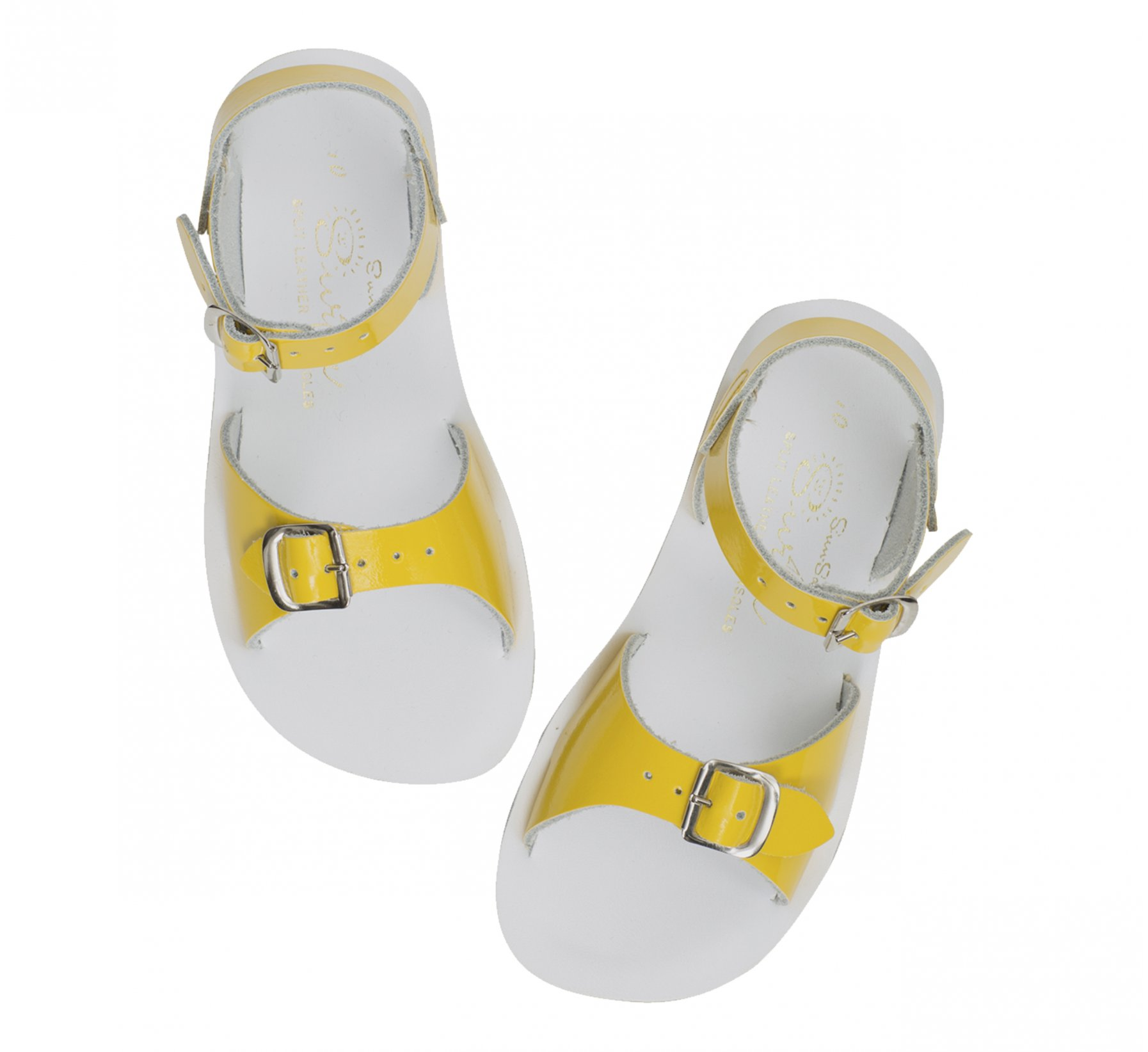 Surfer Kuning Berkilat - Salt Water Sandals