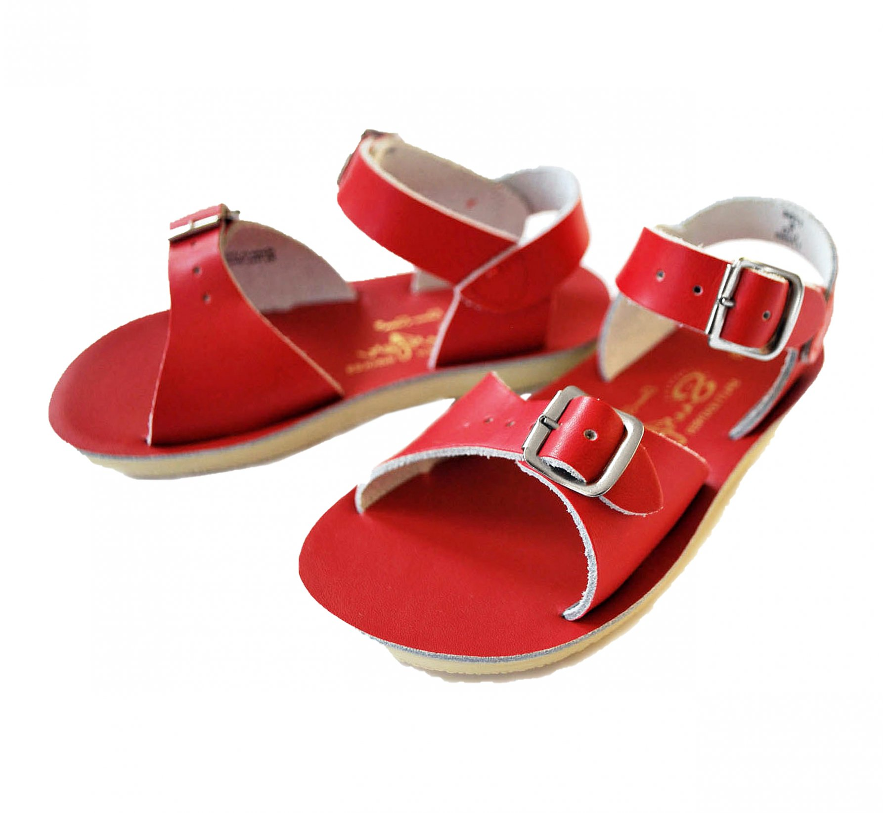 Surfer Red - Salt Water Sandals