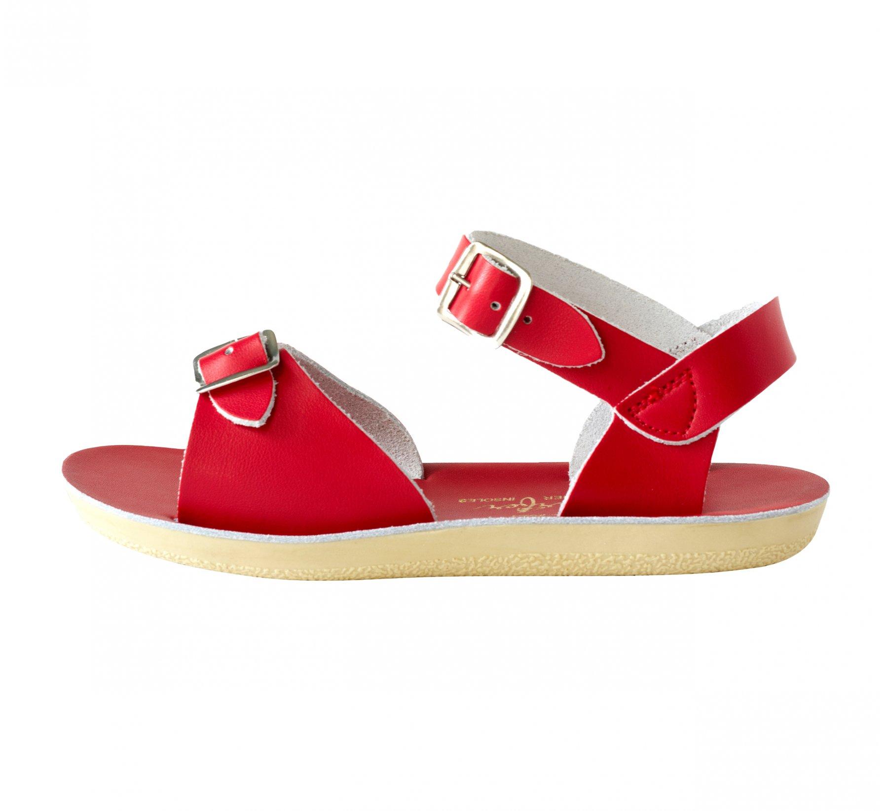 Surfer Red - Salt Water Sandals