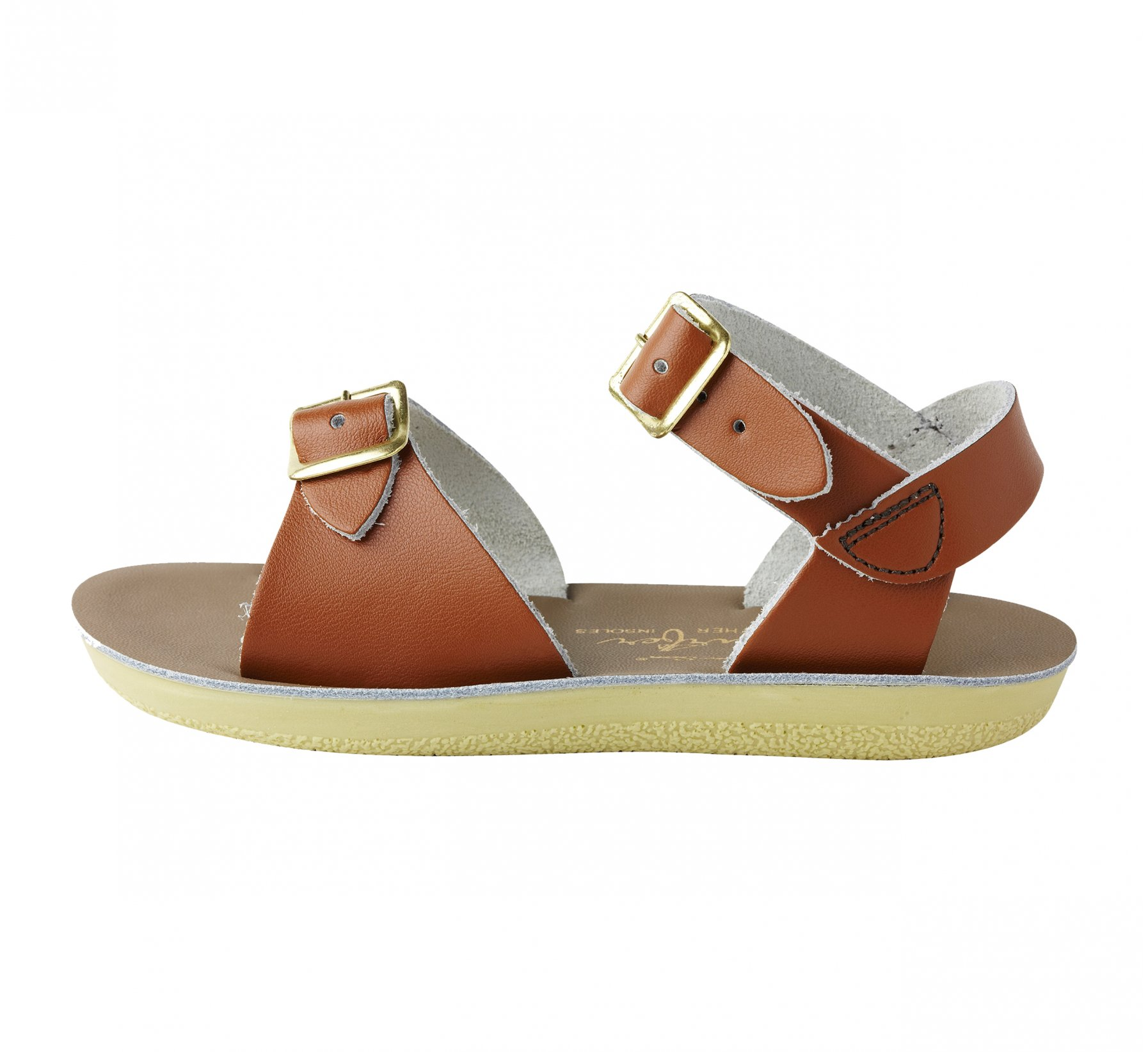 Surfer Tan - Salt Water Sandals
