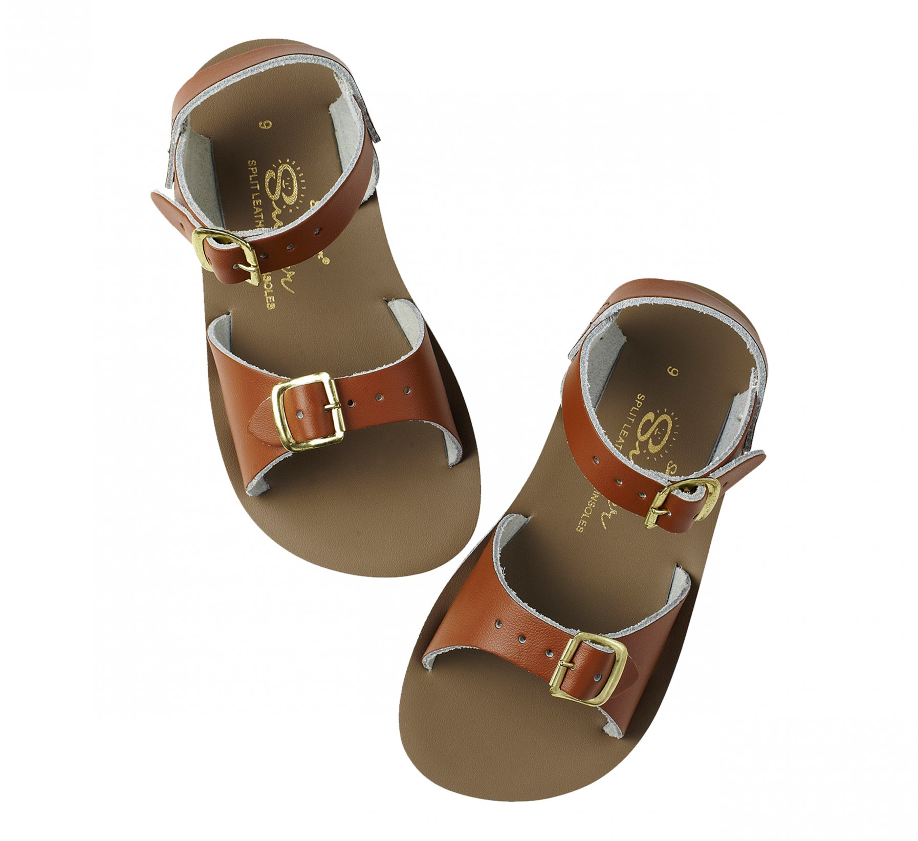 Surfer Sawo Matang - Salt Water Sandals