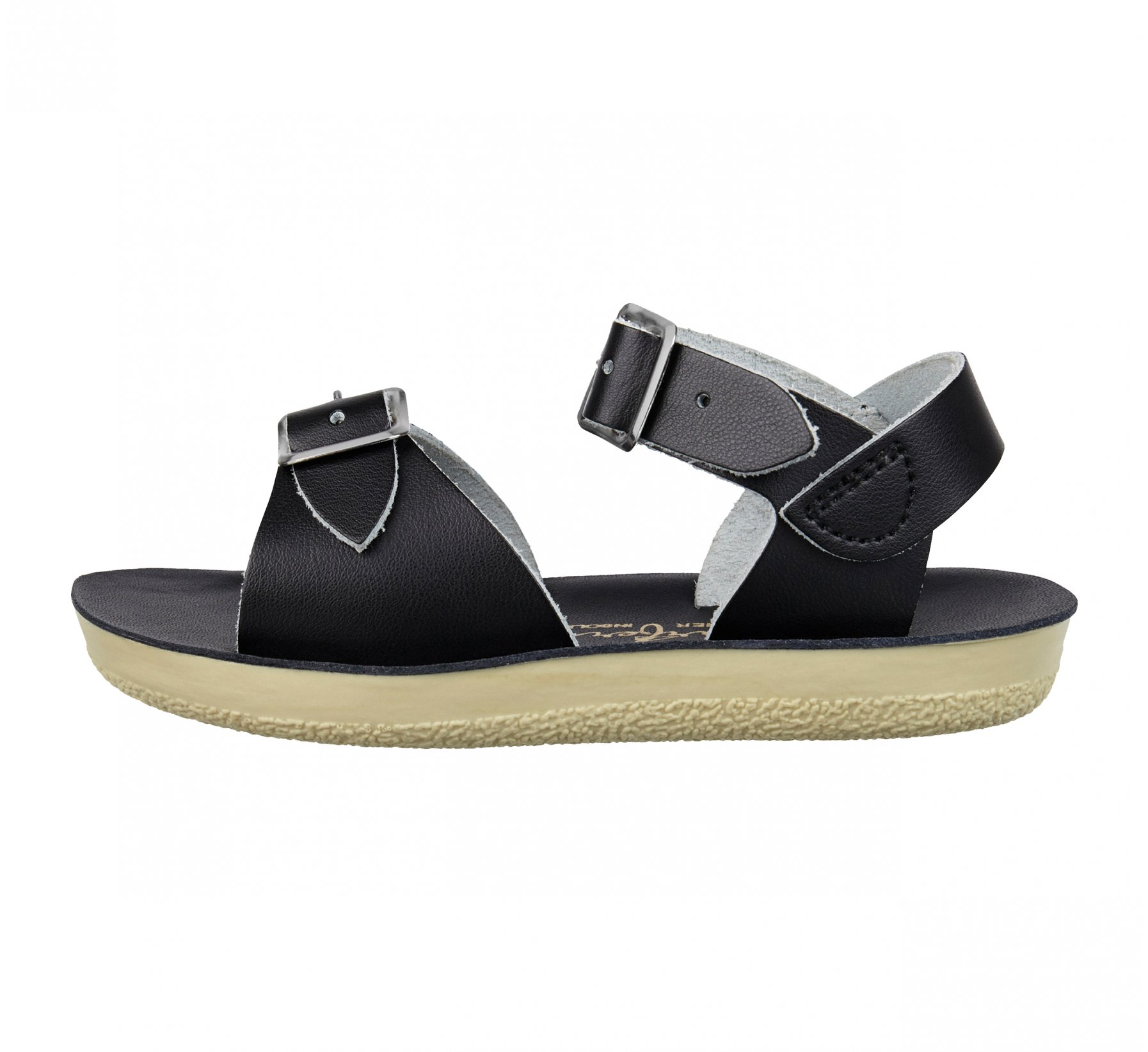 Surfer in Schwarz - Salt Water Sandals