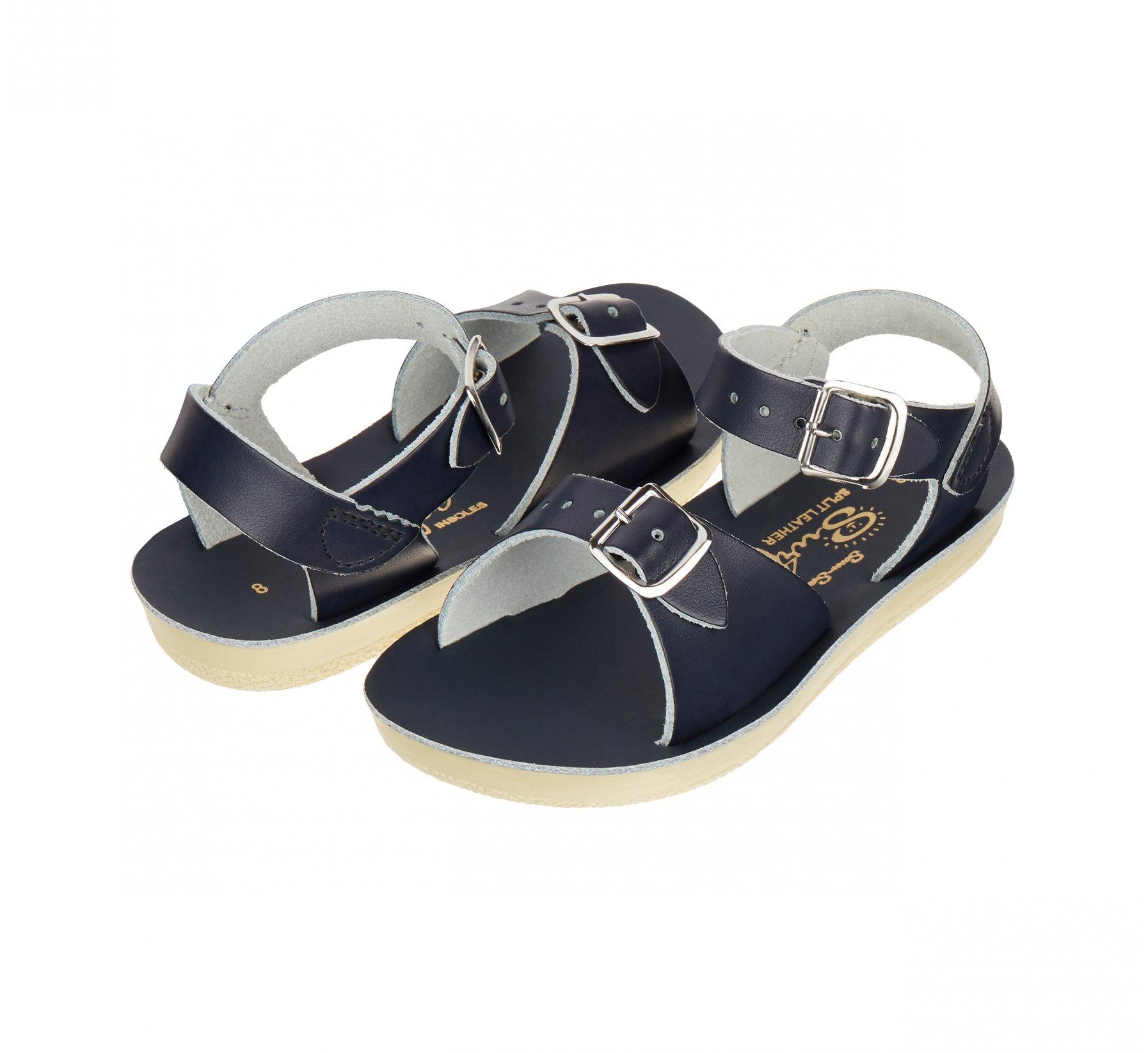 Surfer Bleu marine  - Salt Water Sandals