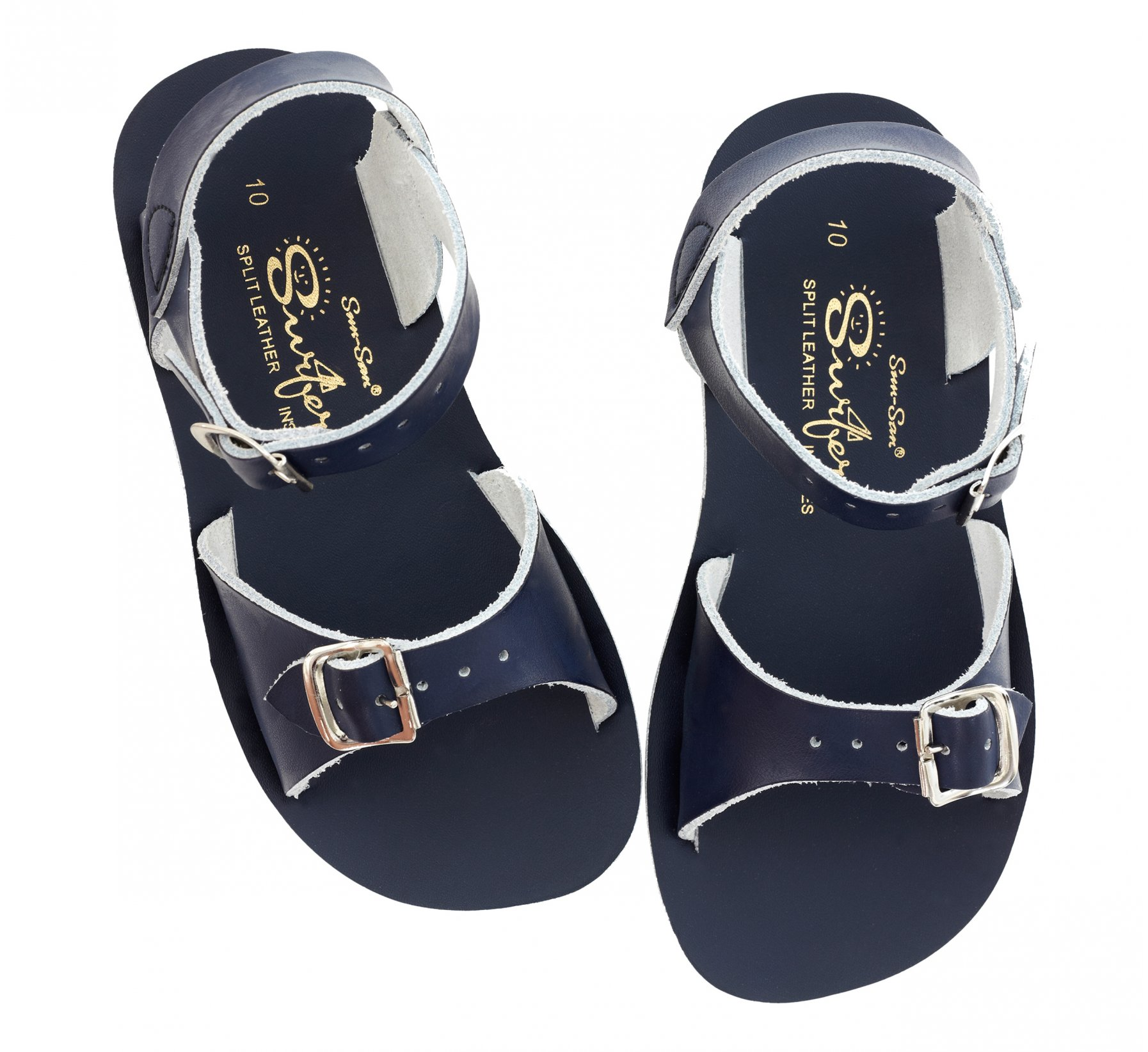 Surfer Navy  - Salt Water Sandals