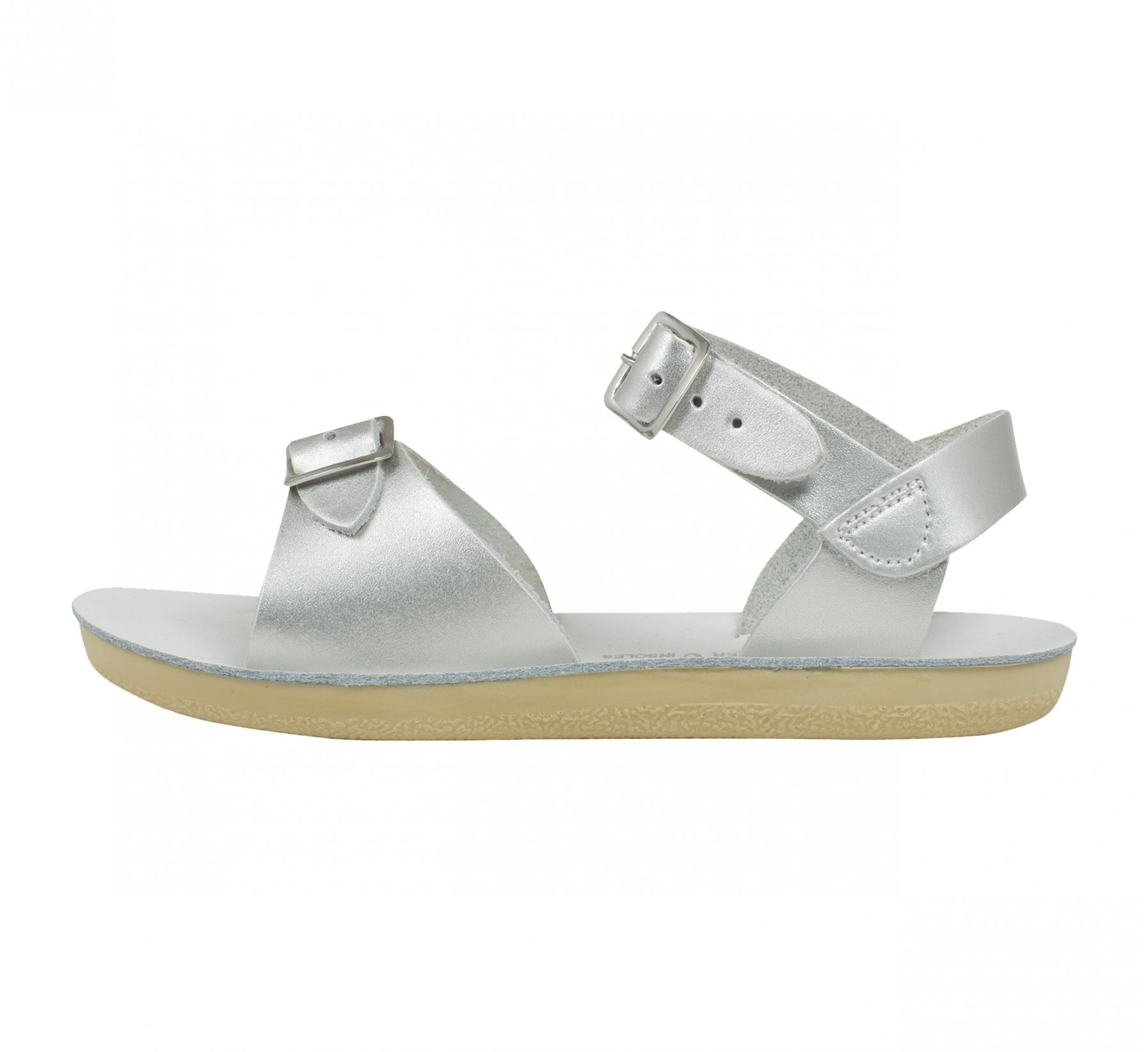 Surfer Silver - Salt Water Sandals