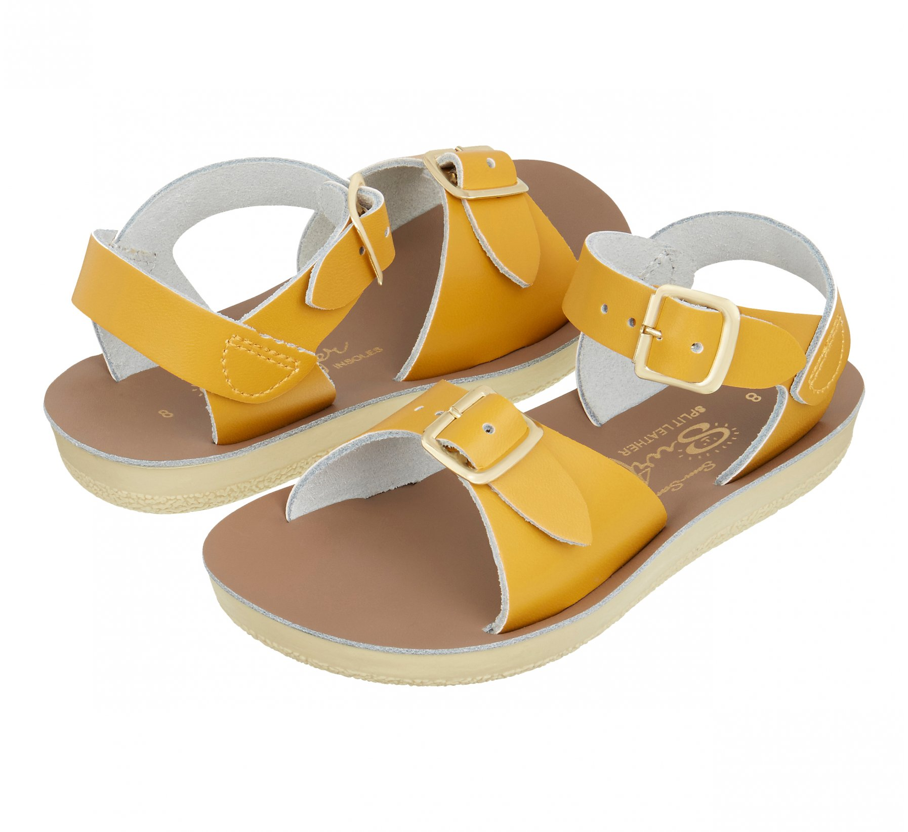 Surfer Mustard - Salt Water Sandals