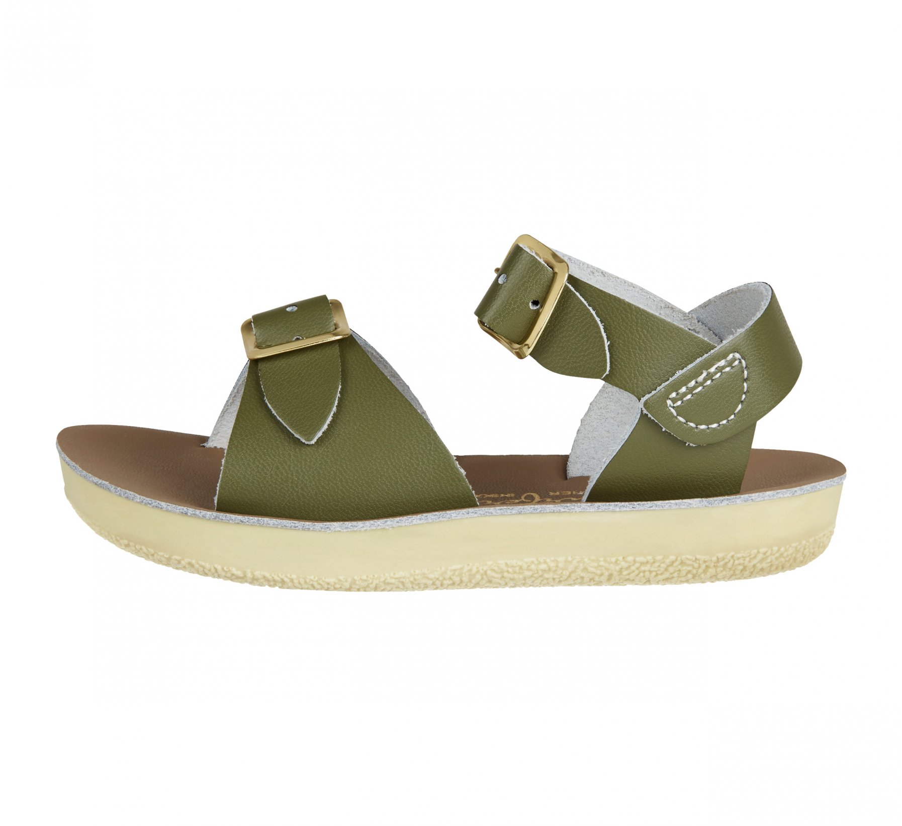 Surfer Hijau Buah Zaitun  - Salt Water Sandals