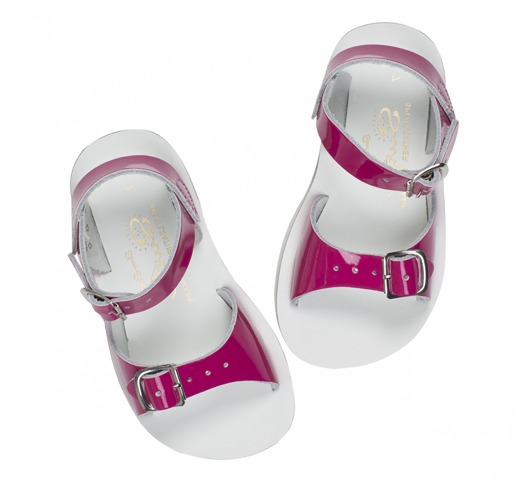 Surfer Shiny Fuchsia  - Salt Water Sandals