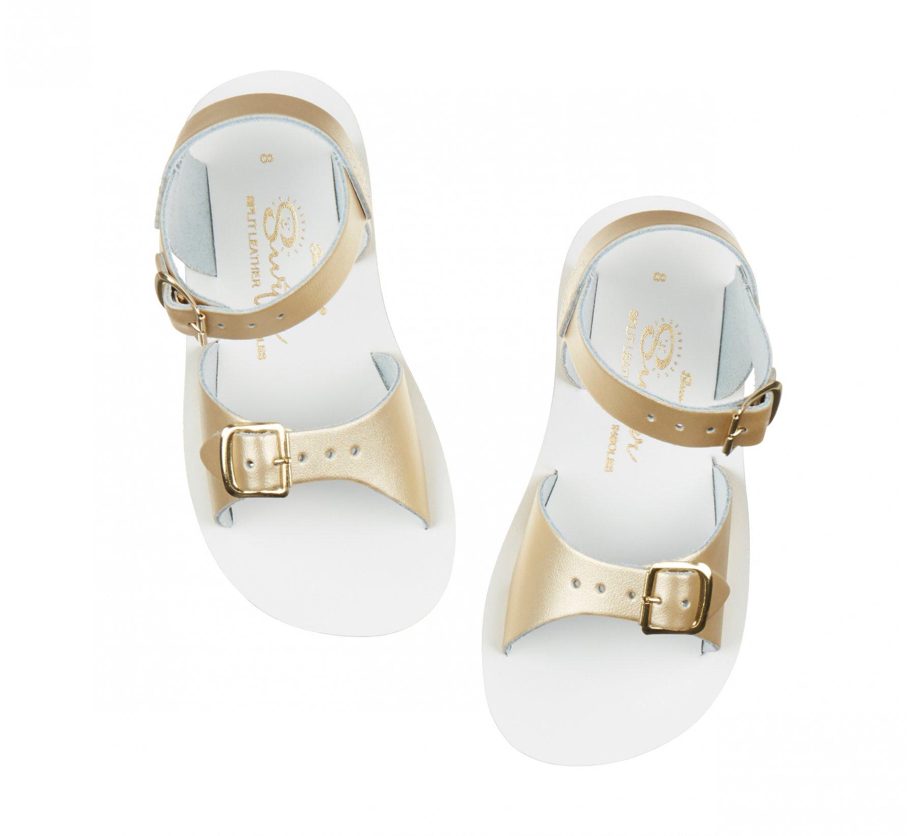 Surfer Gold  - Salt Water Sandals