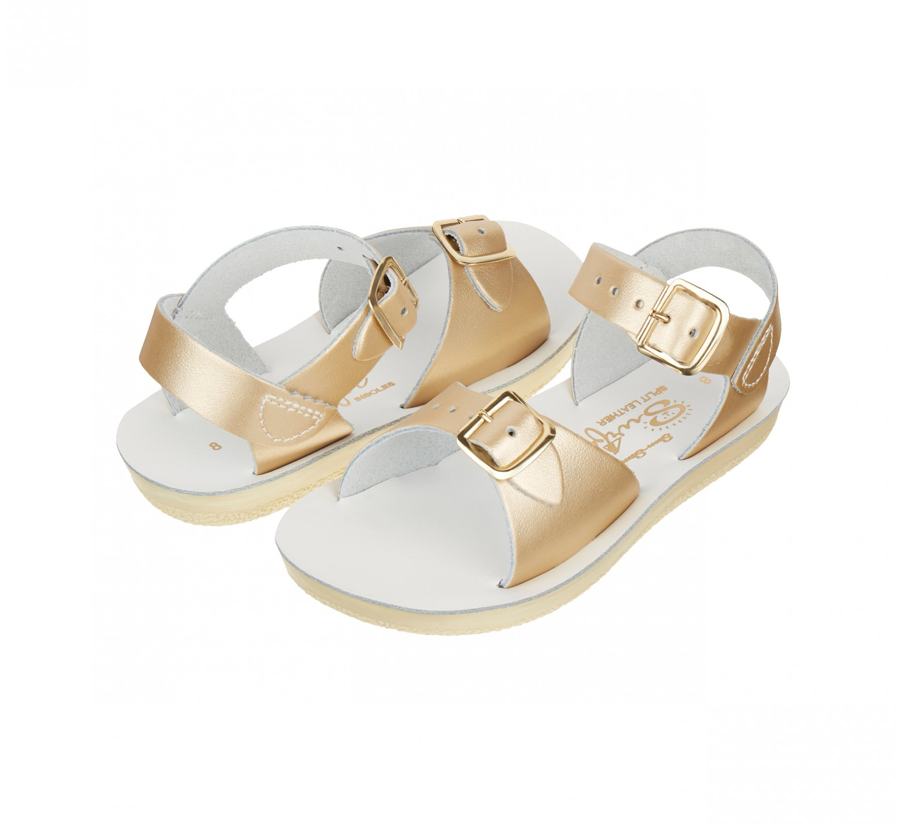 Surfer Gold  - Salt Water Sandals