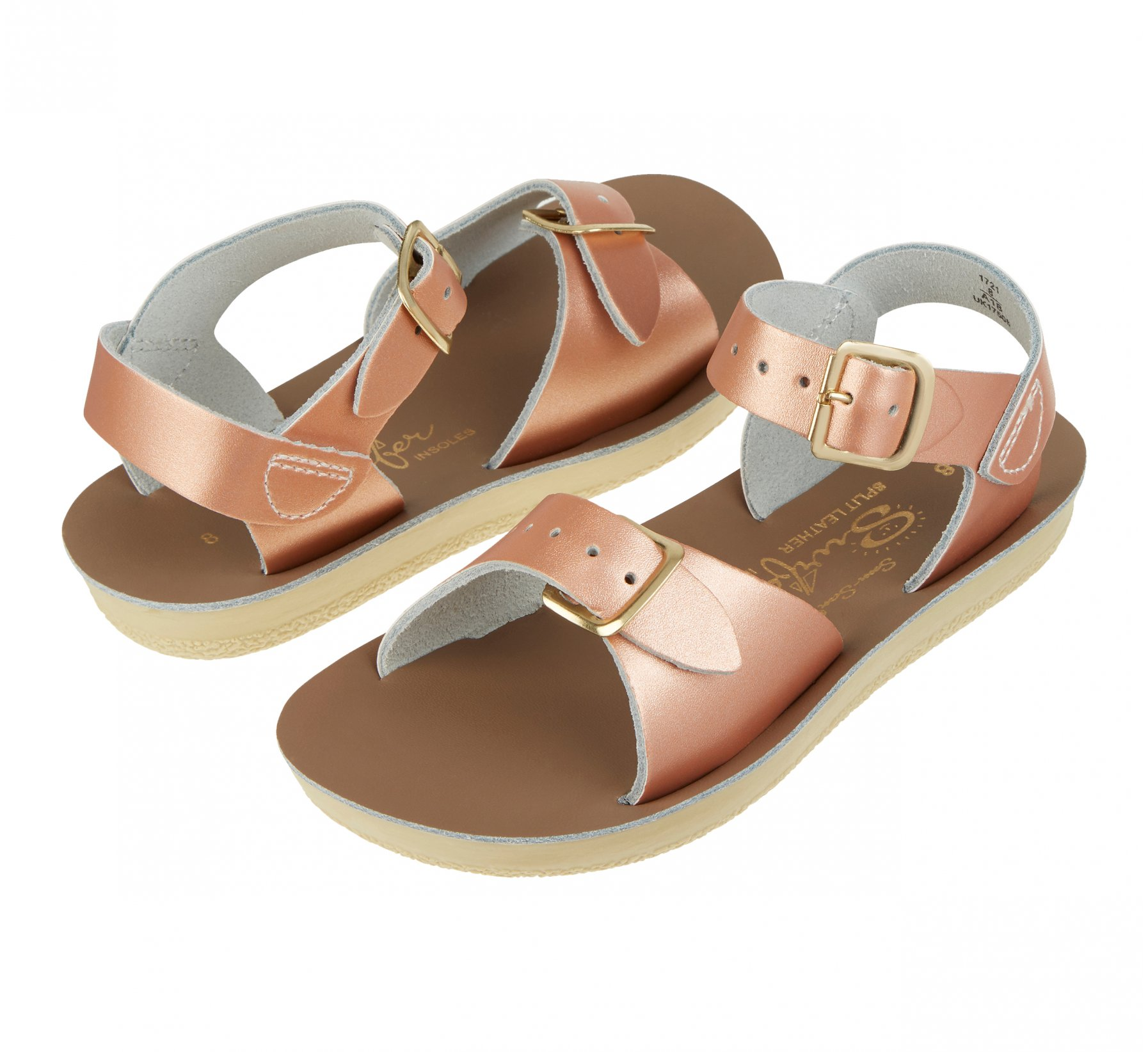 Surfer Rose Doré - Salt Water Sandals