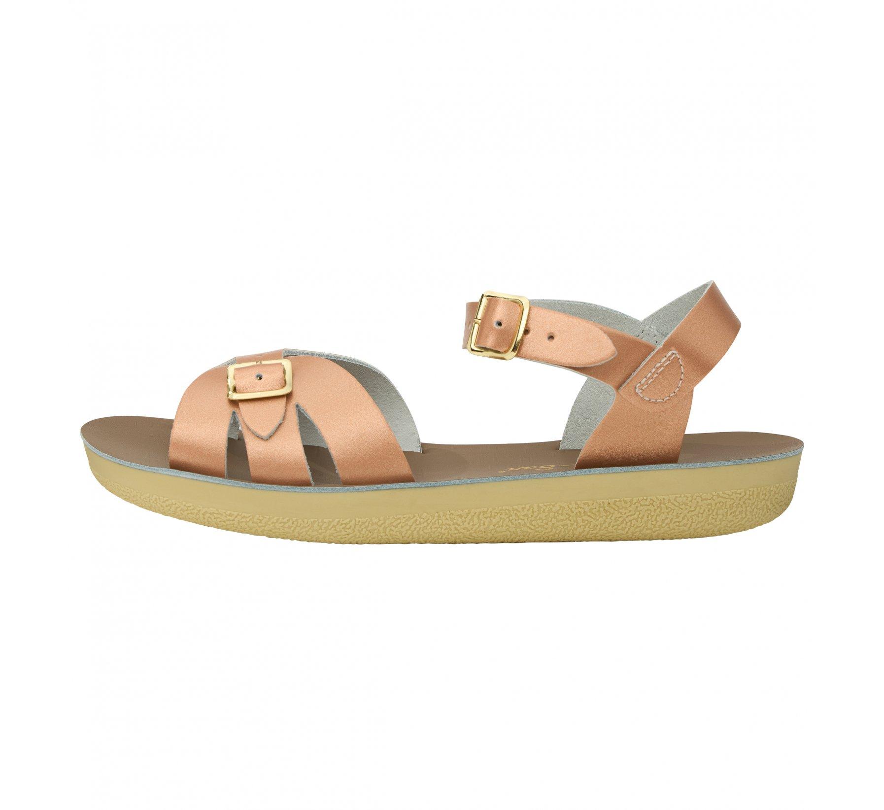 Boardwalk Rose Gold - Salt Water Sandals