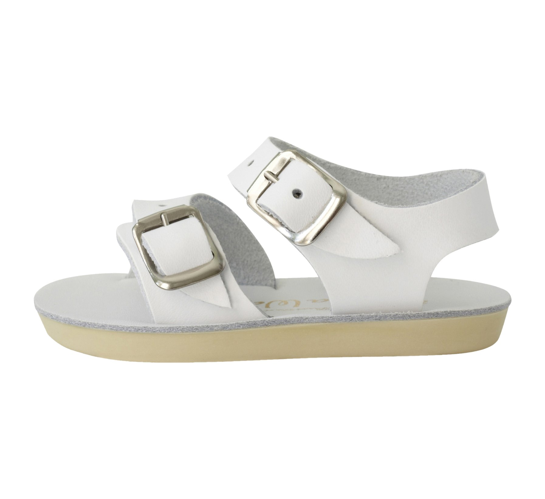 Seawee White - Salt Water Sandals
