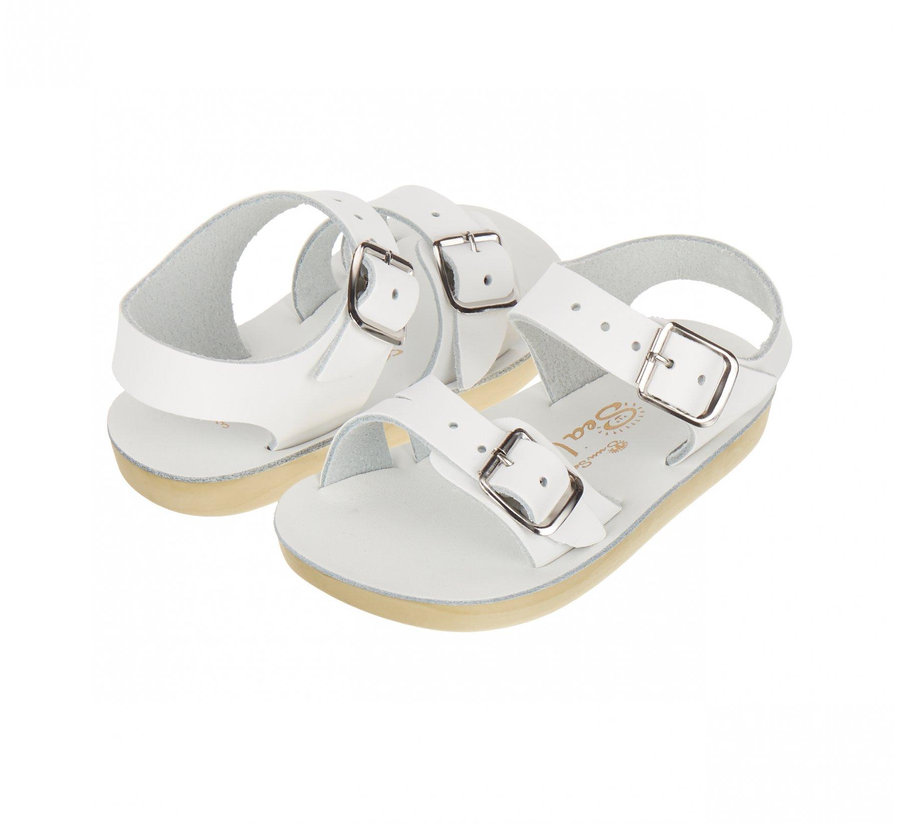 Seawee White - Salt Water Sandals