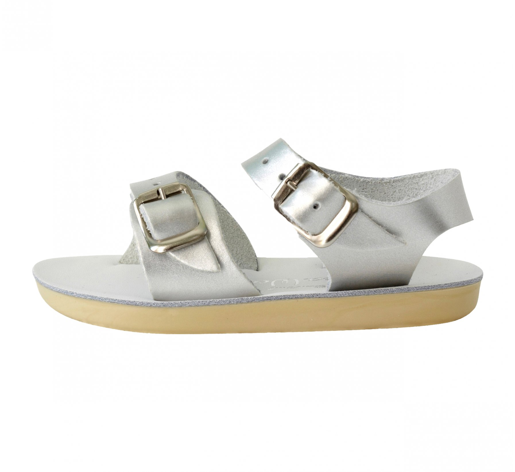 Seawee Silver - Salt Water Sandals