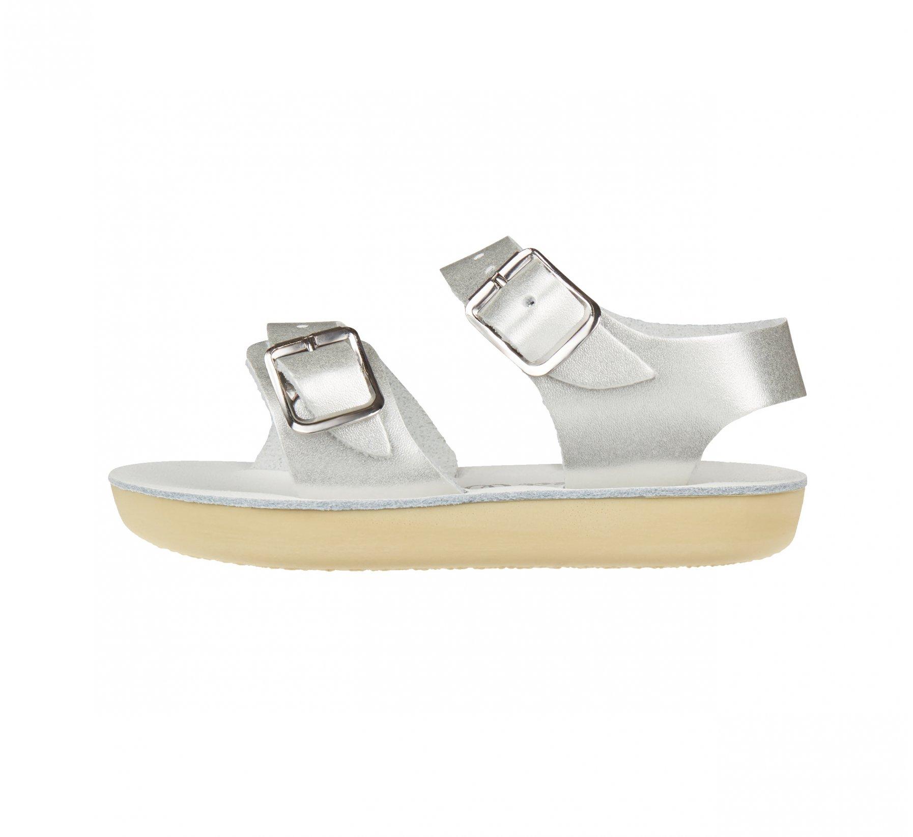 Seawee Silver - Salt Water Sandals