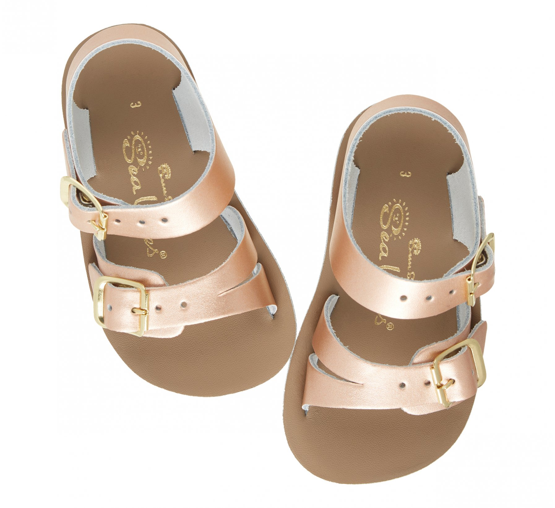 Seawee Rose Gold  - Salt Water Sandals