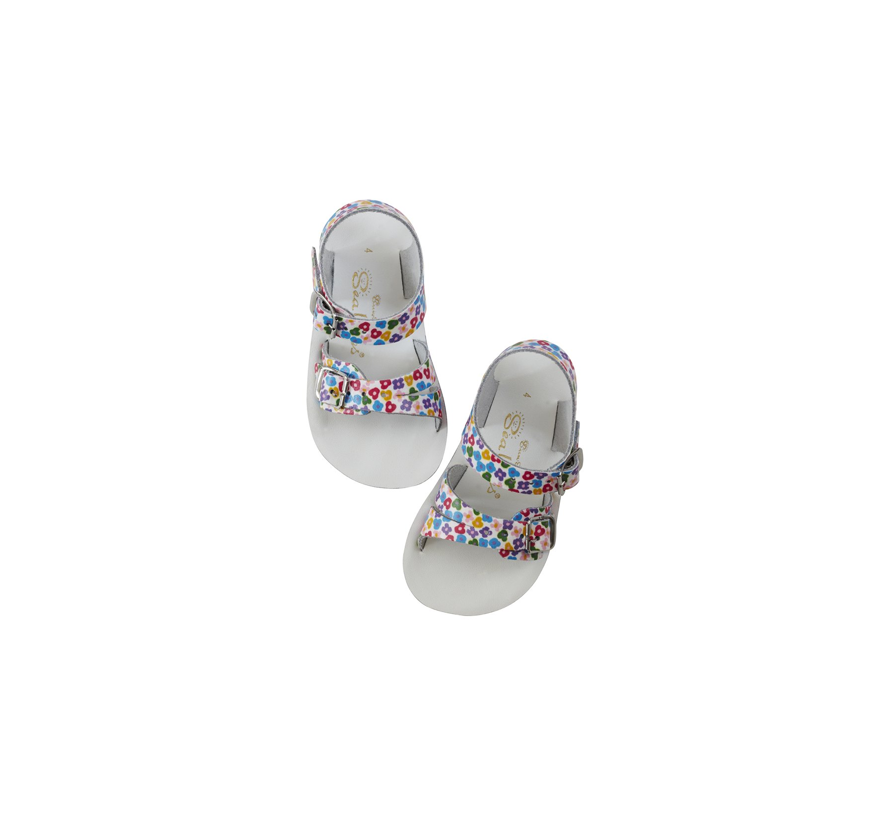 Seawee Floral - Salt Water Sandals