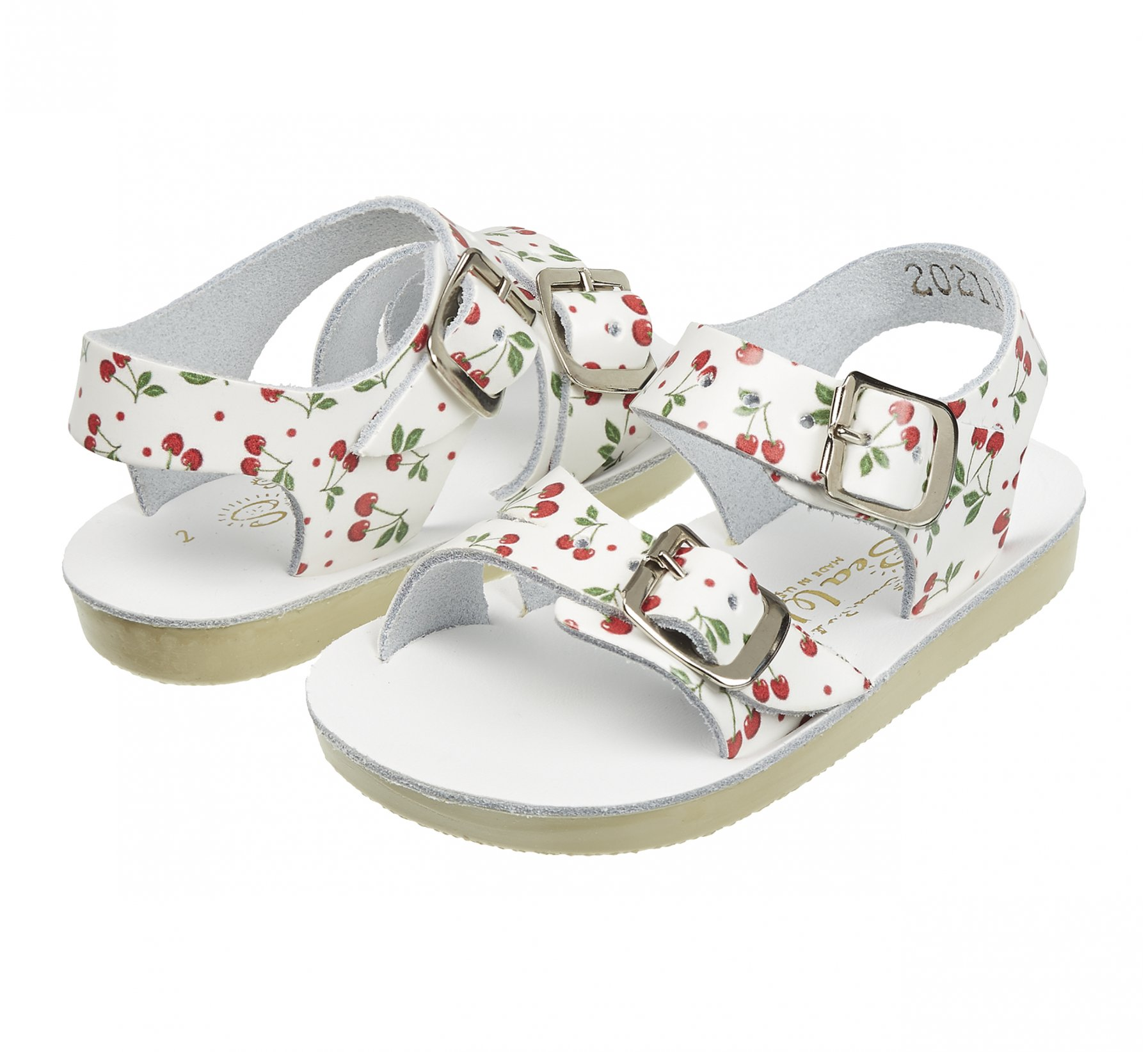 Seawee Cherry  - Salt Water Sandals