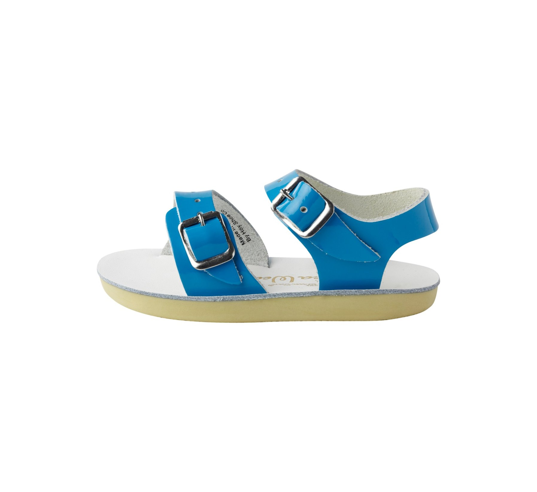 Seawee Shiny Turquoise  - Salt Water Sandals