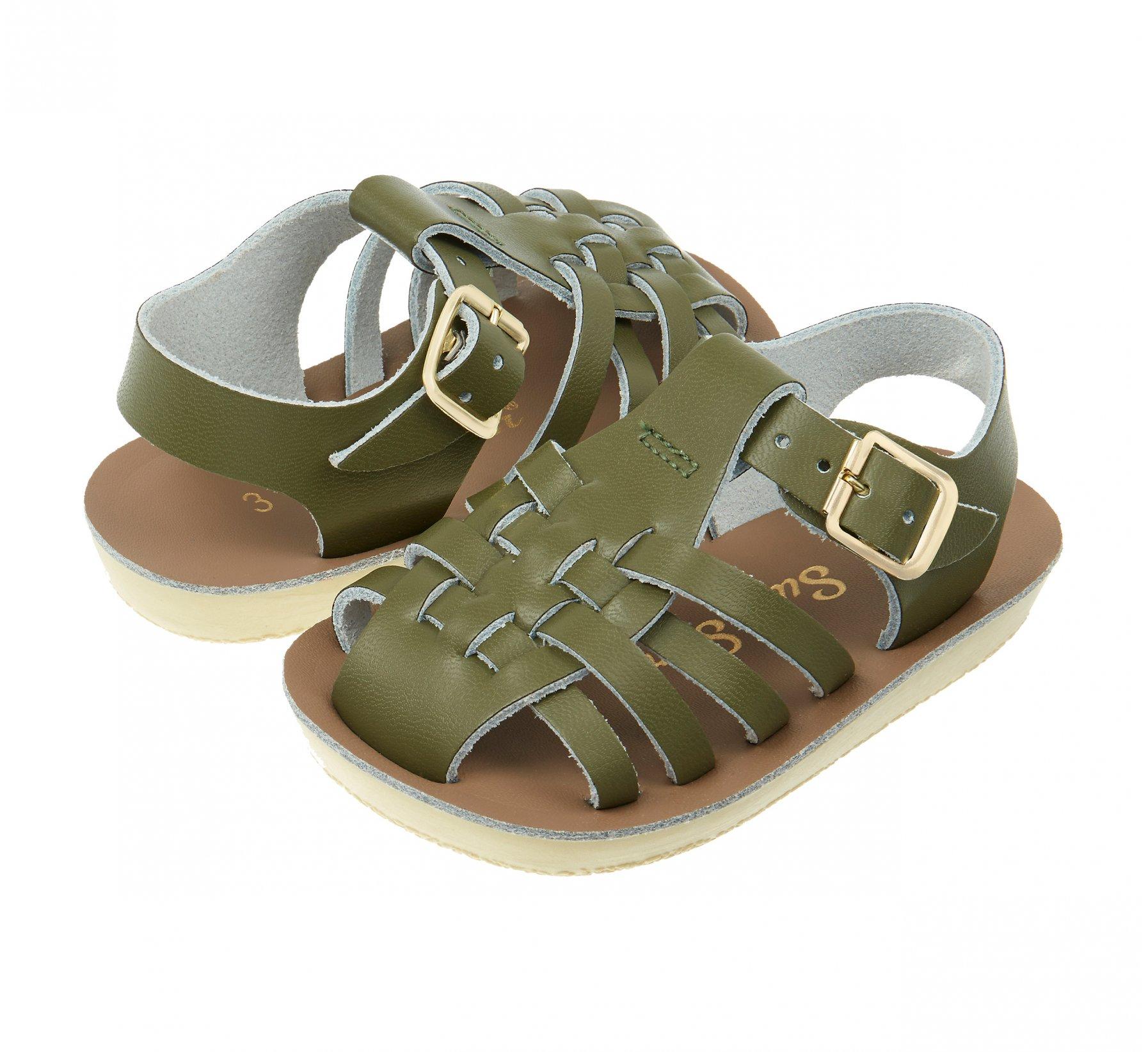 Sailor Olive  - Salt Water Sandals