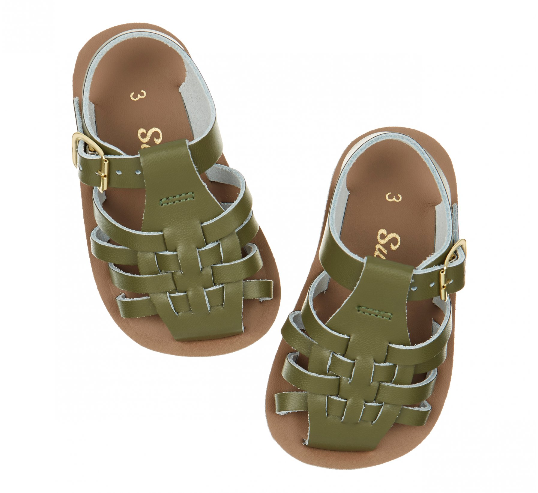 Sailor Olive  - Salt Water Sandals