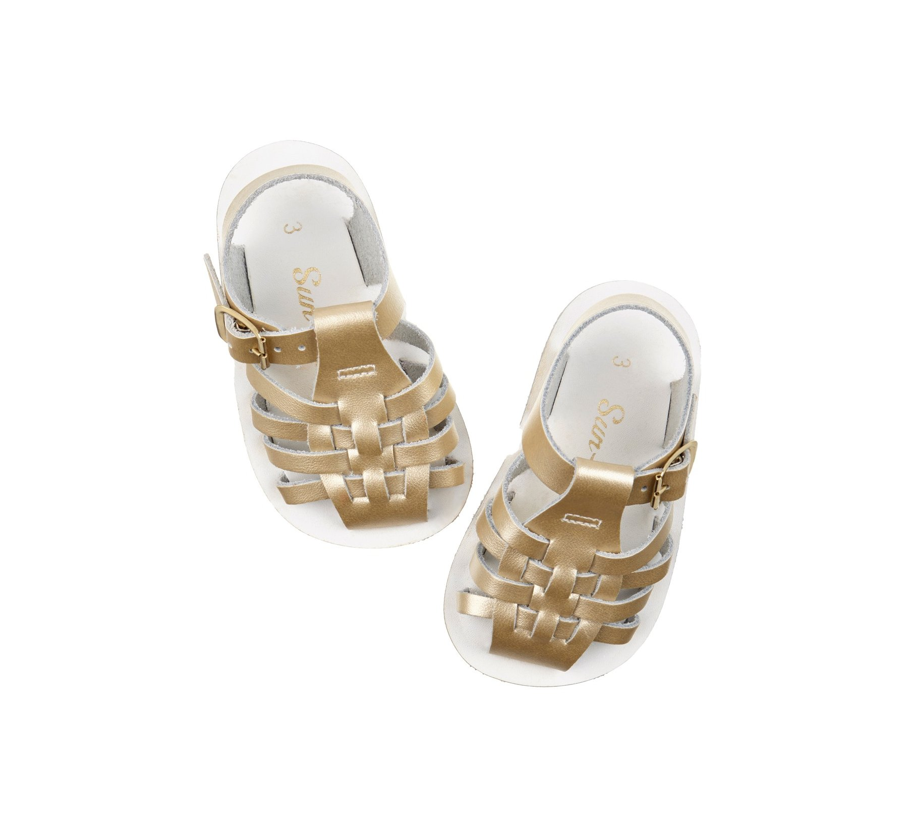 Sailor Gold  - Salt Water Sandals