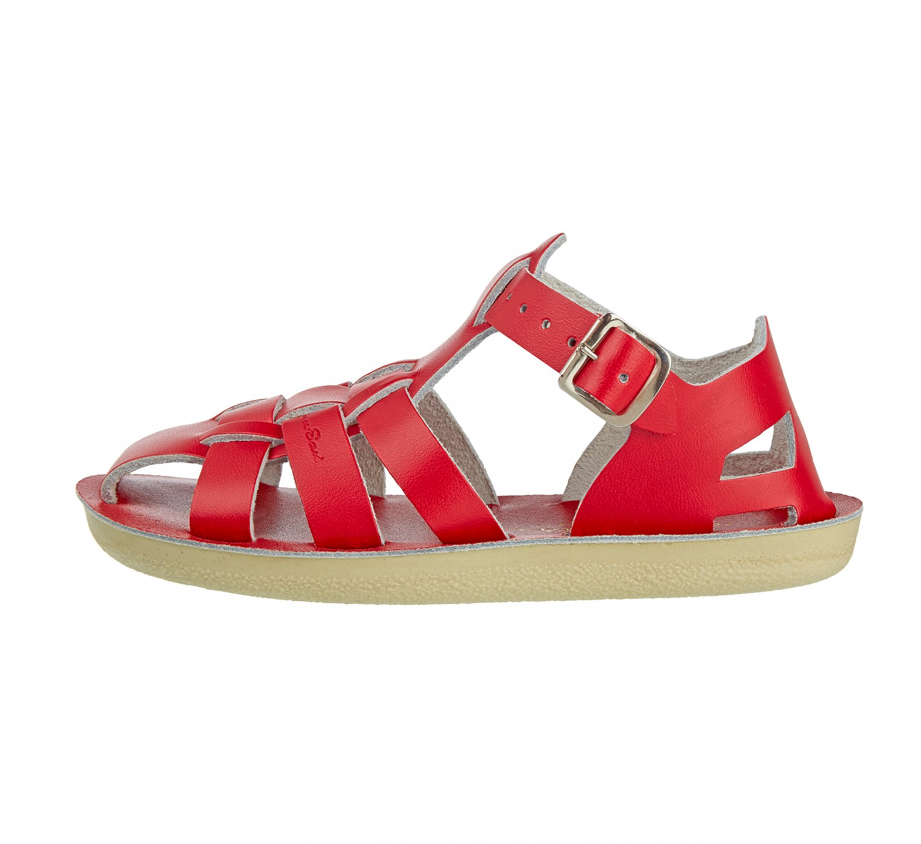 Shark Red  - Salt Water Sandals