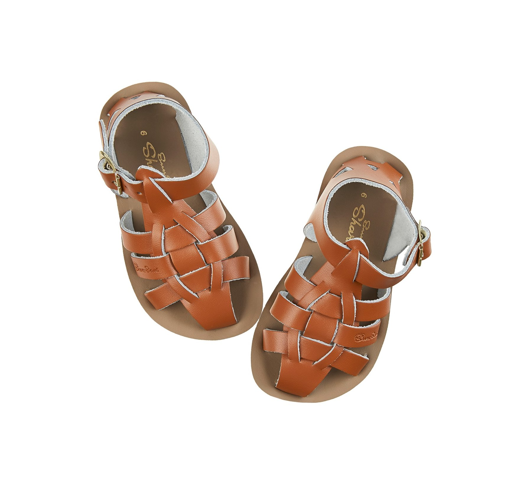 Shark Tan - Salt Water Sandals