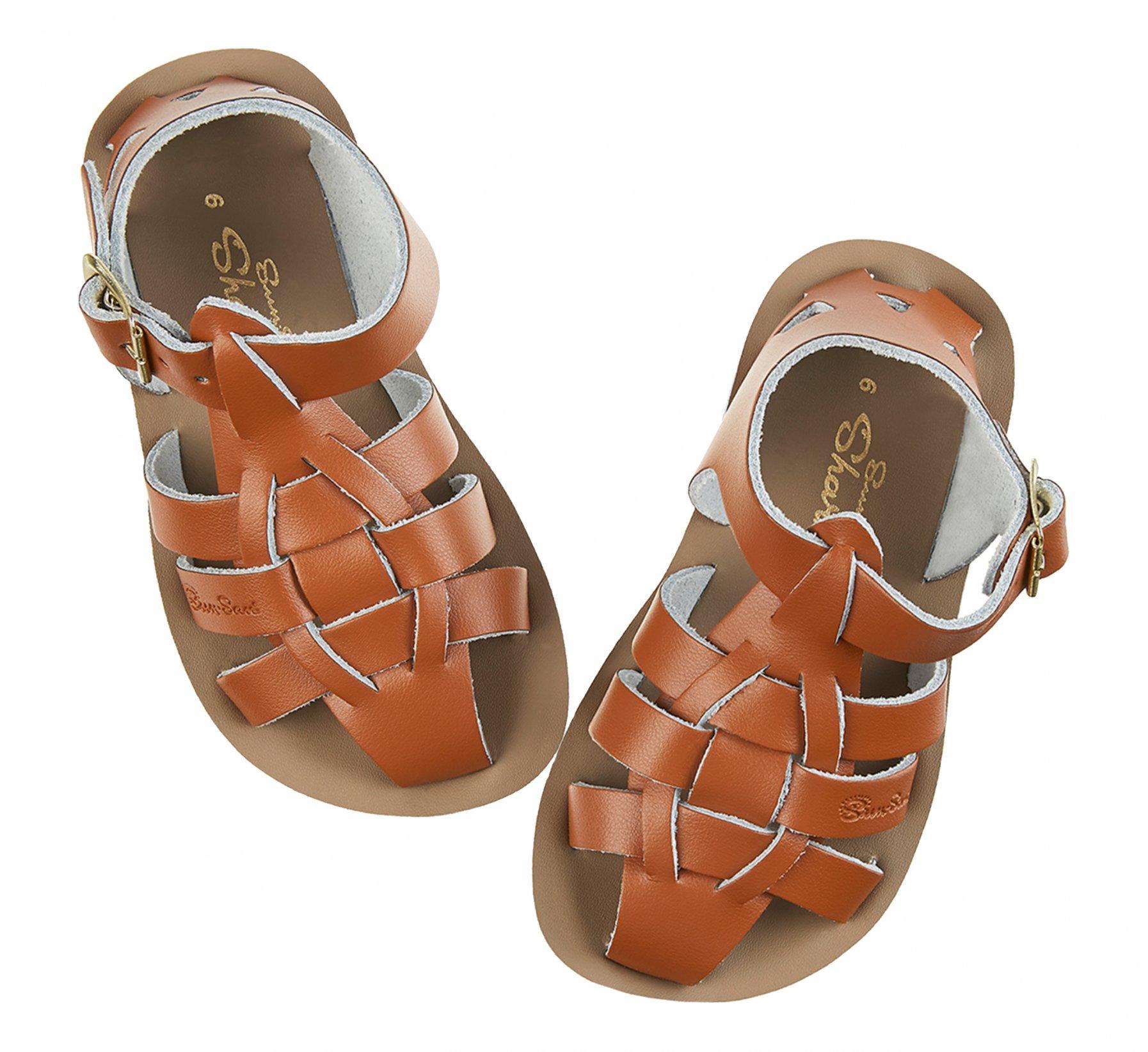 Shark Sawo Matang - Salt Water Sandals