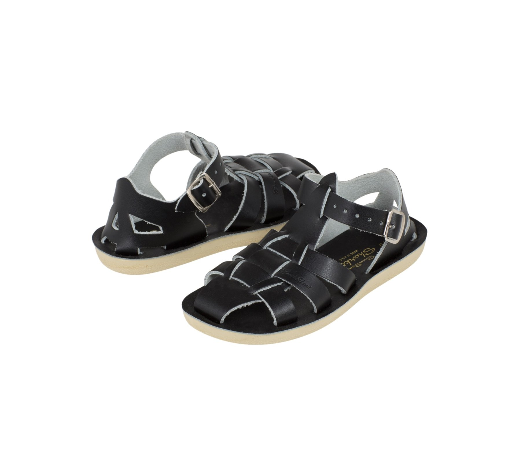 Shark Noir - Salt Water Sandals