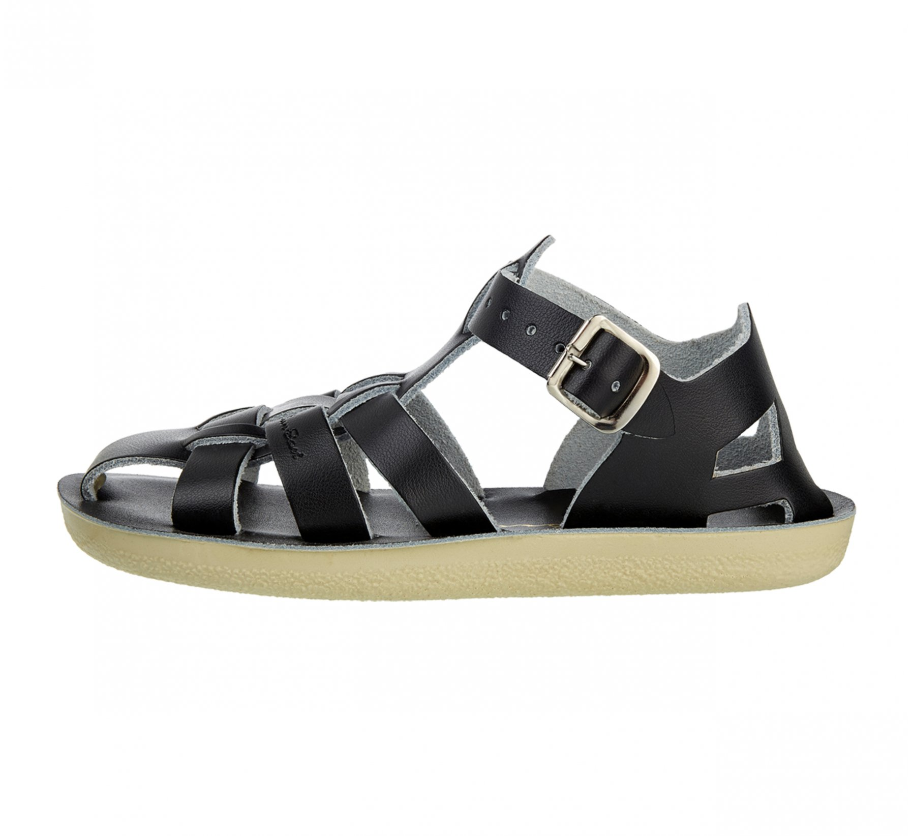 Shark Black - Salt Water Sandals
