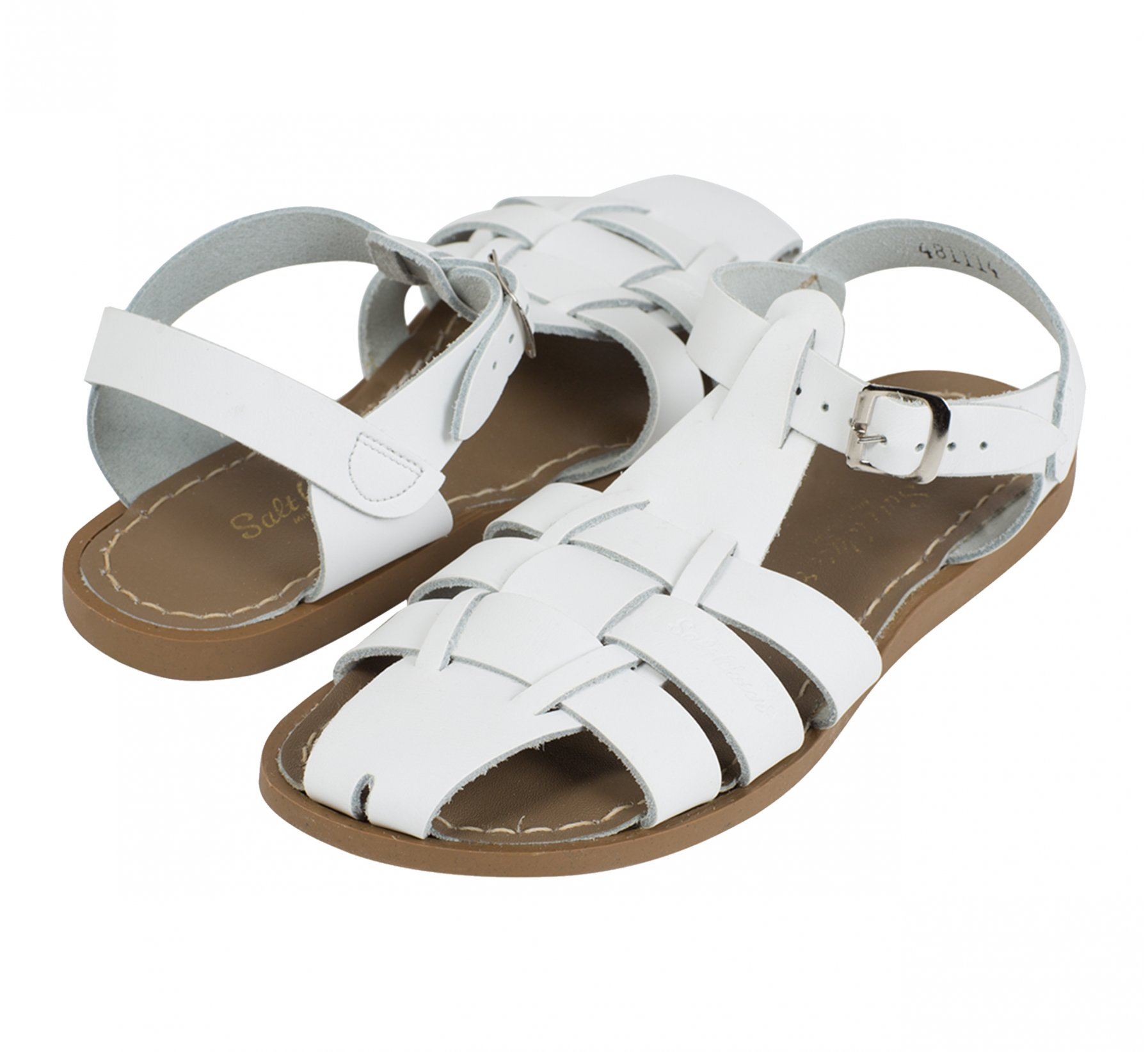 Shark Original White  - Salt Water Sandals
