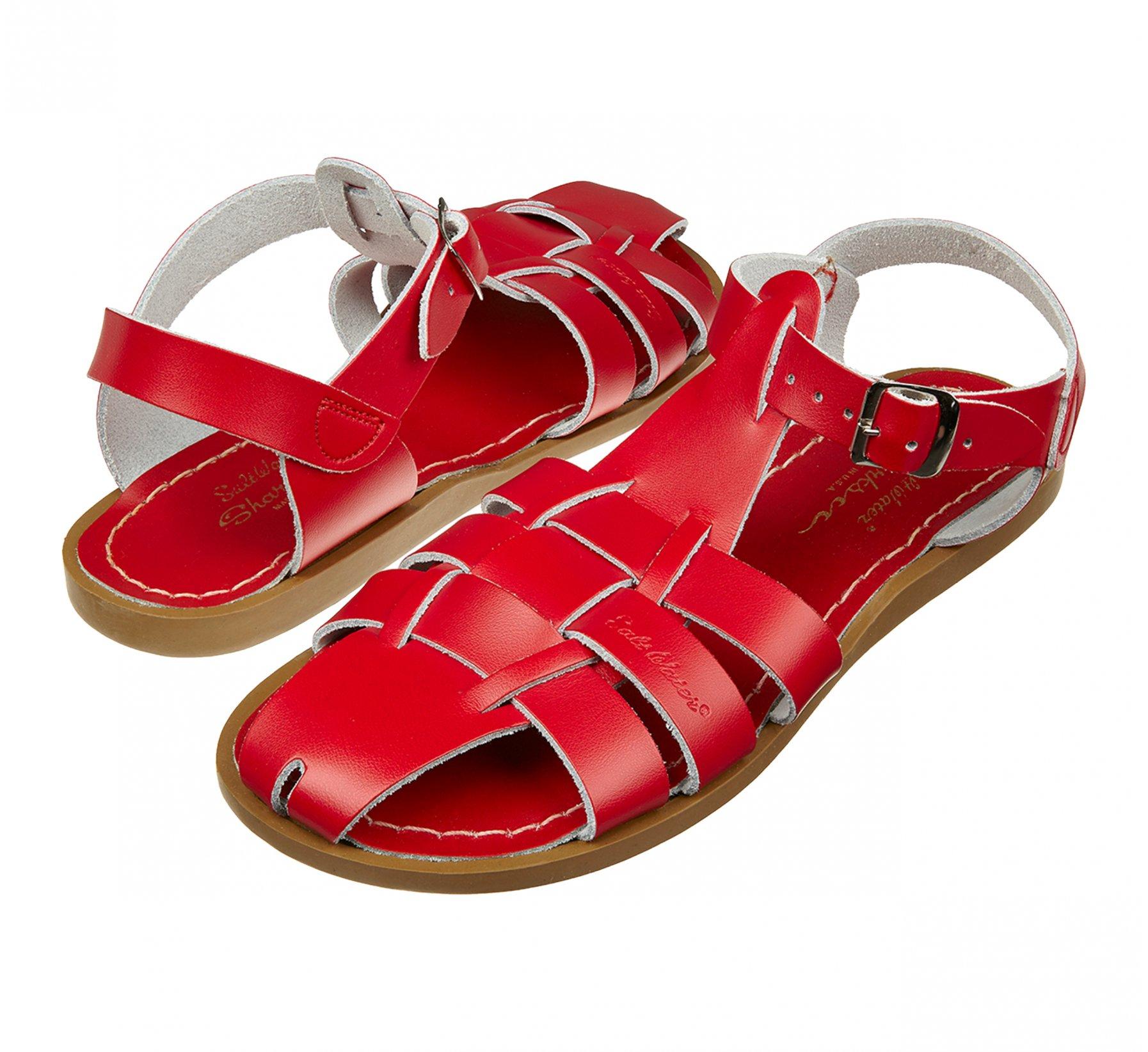 Shark Original Red  - Salt Water Sandals