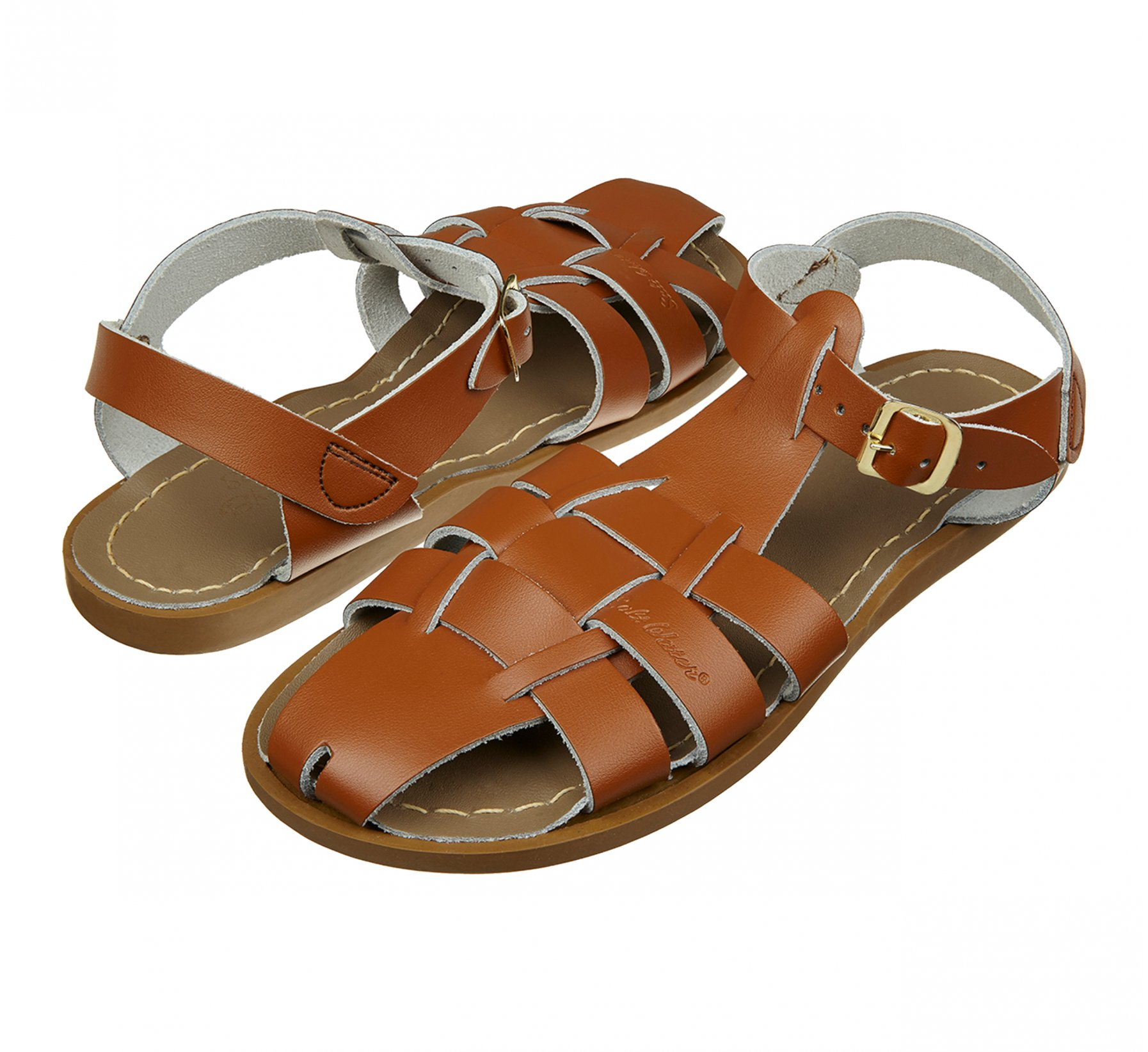 Shark Original Tan  - Salt Water Sandals