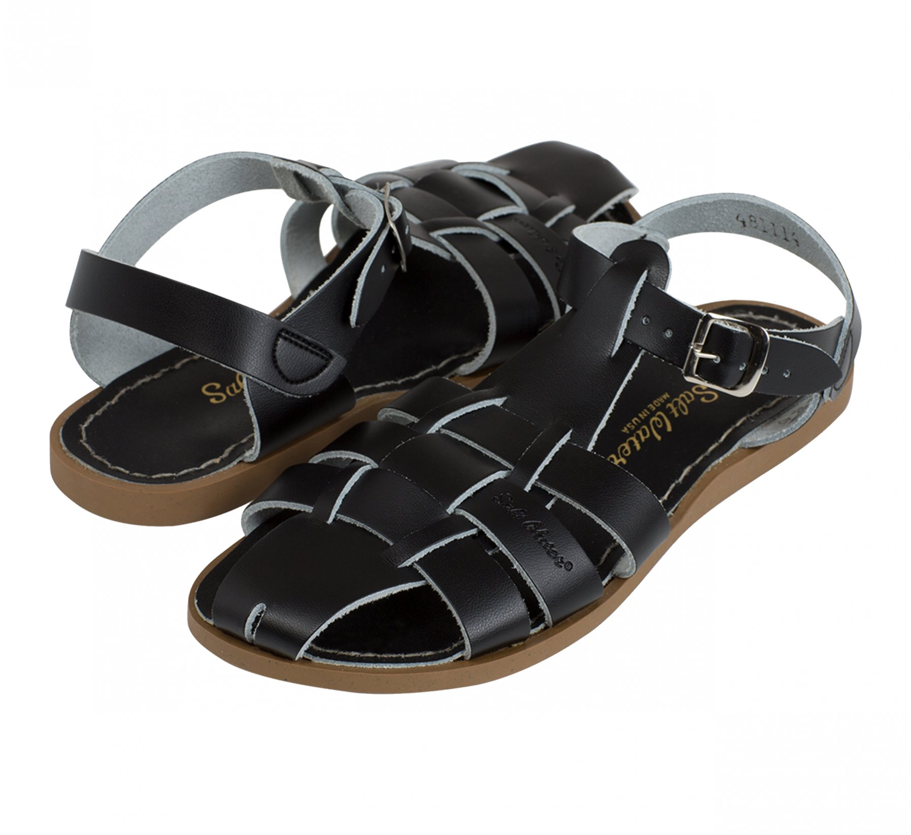 Shark Original Hitam - Salt Water Sandals