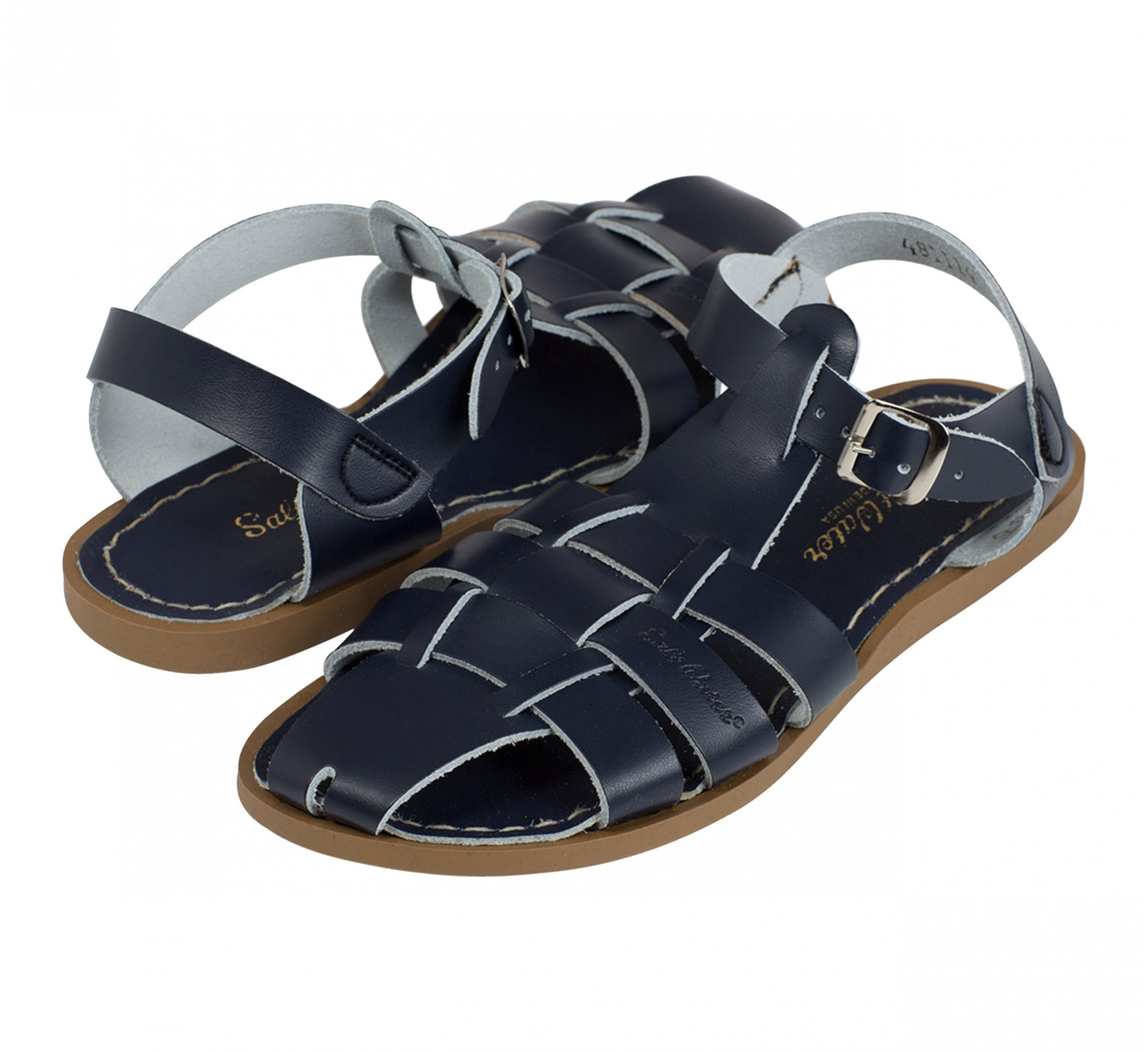 Shark Original Biru Kelasi - Salt Water Sandals