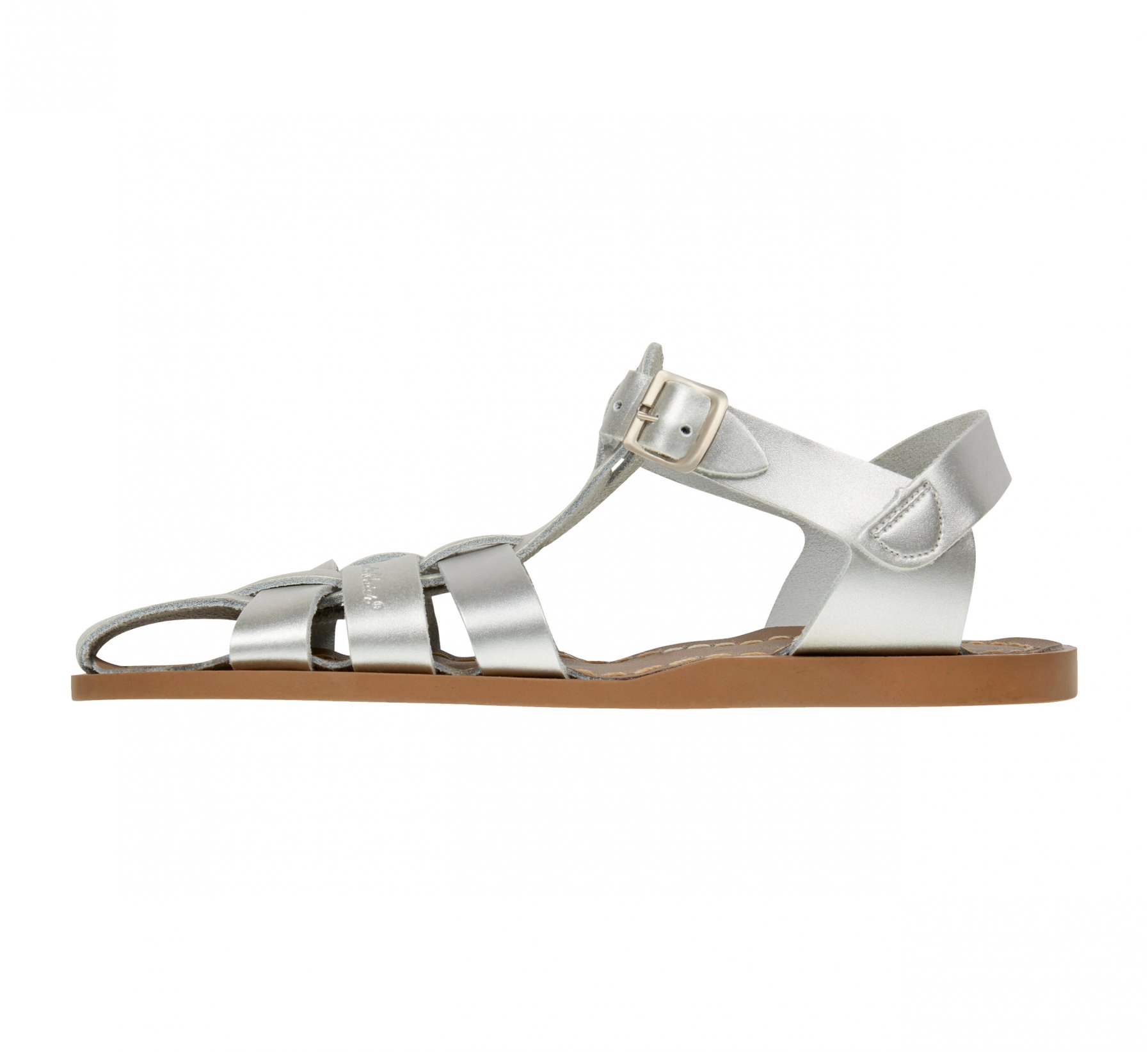 Shark Original Silver  - Salt Water Sandals