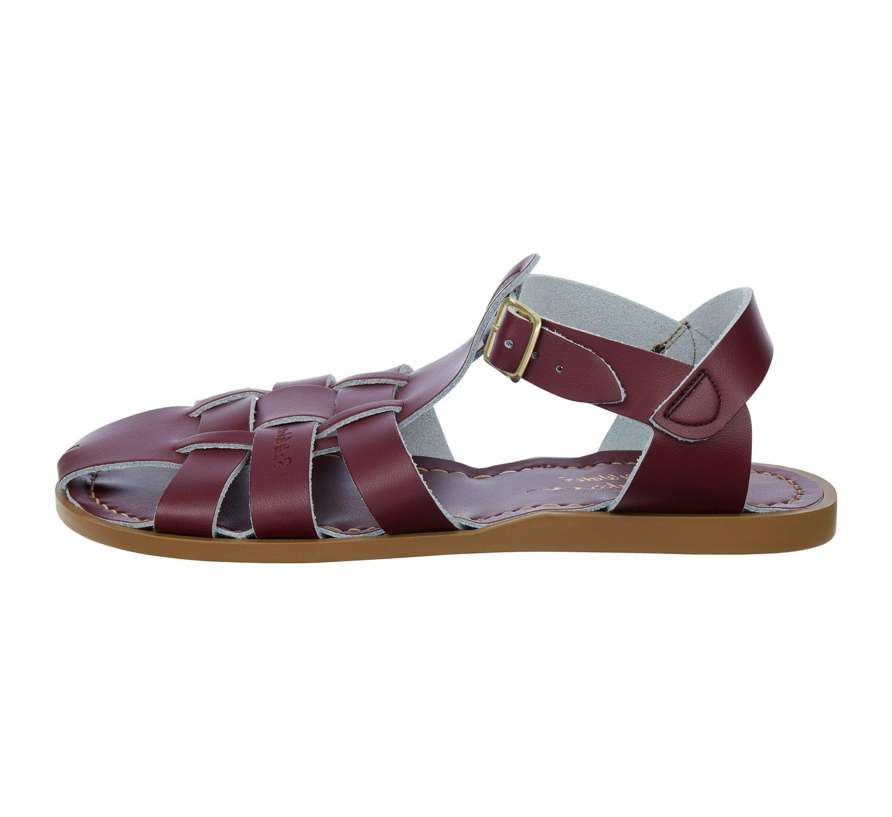 Shark Original Claret  - Salt Water Sandals