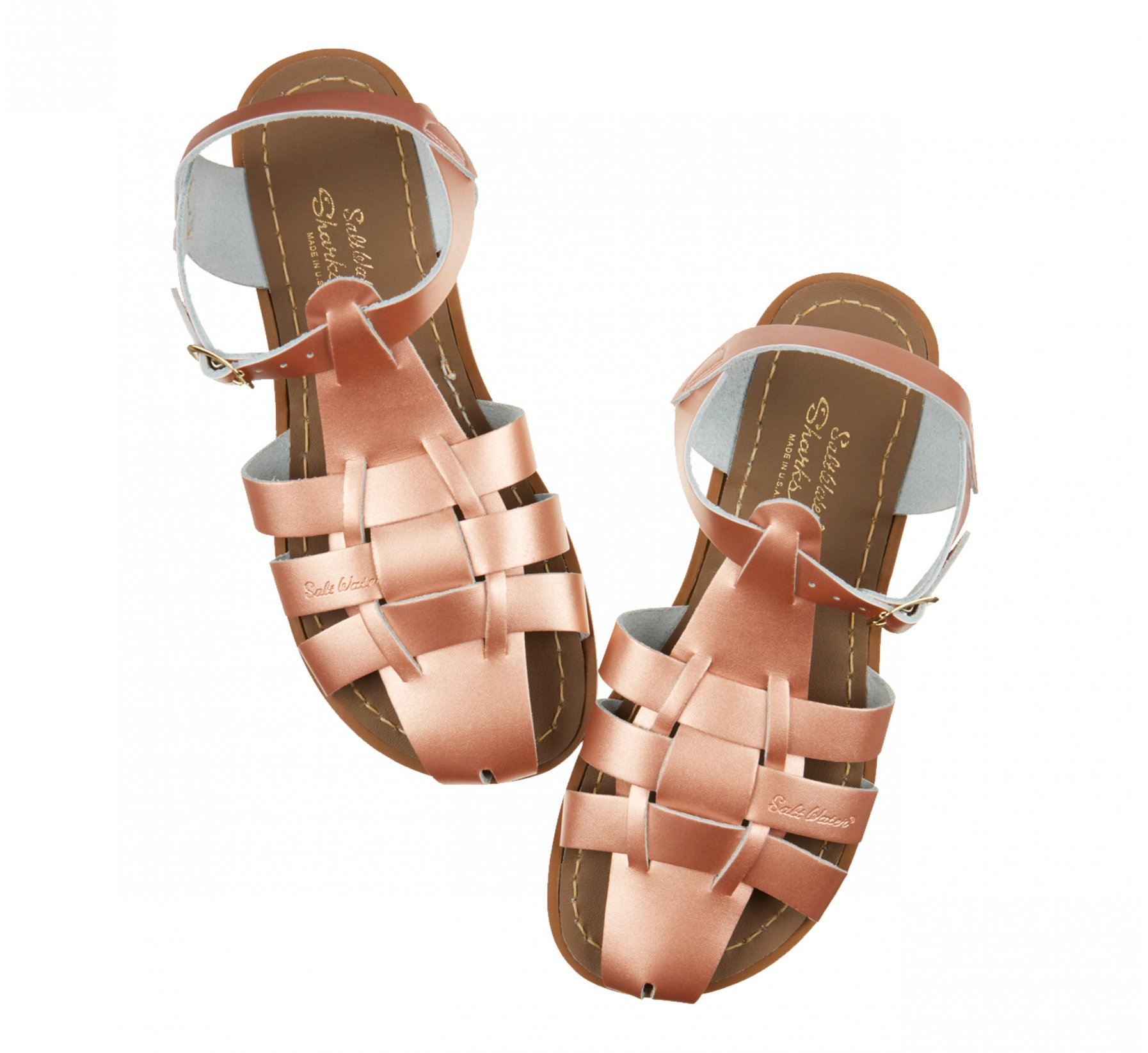 Shark Original Rose Gold - Salt Water Sandals